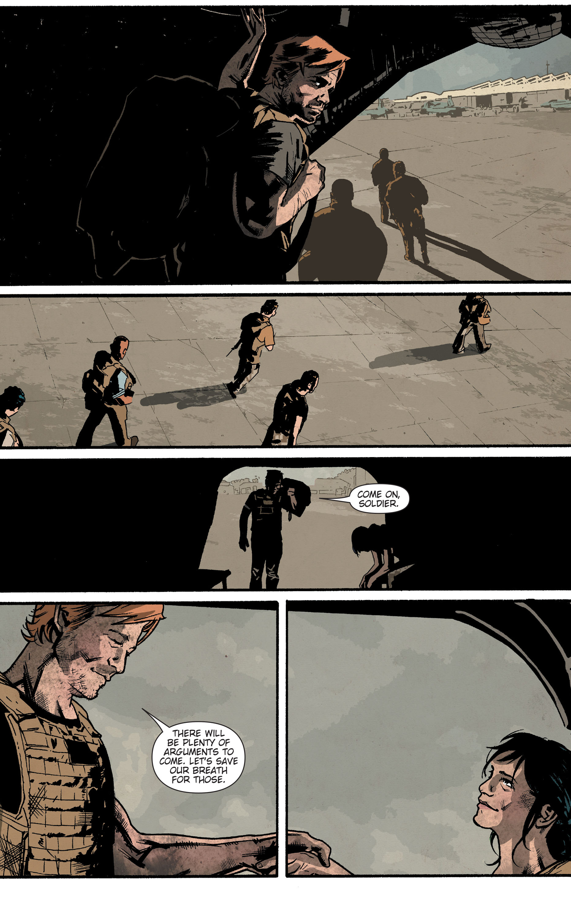 Read online The Activity comic -  Issue #3 - 17