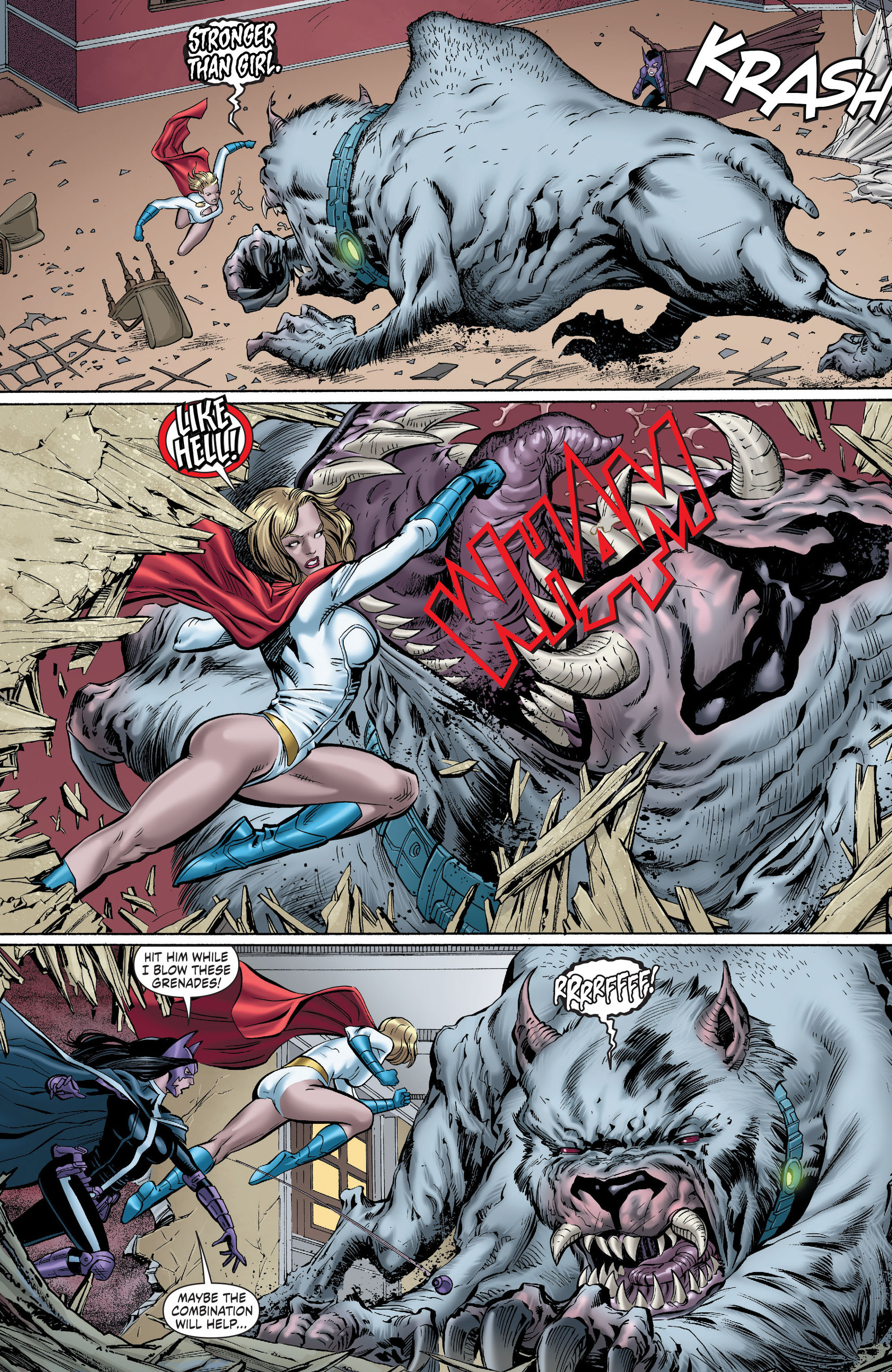 Read online Worlds' Finest comic -  Issue #13 - 13