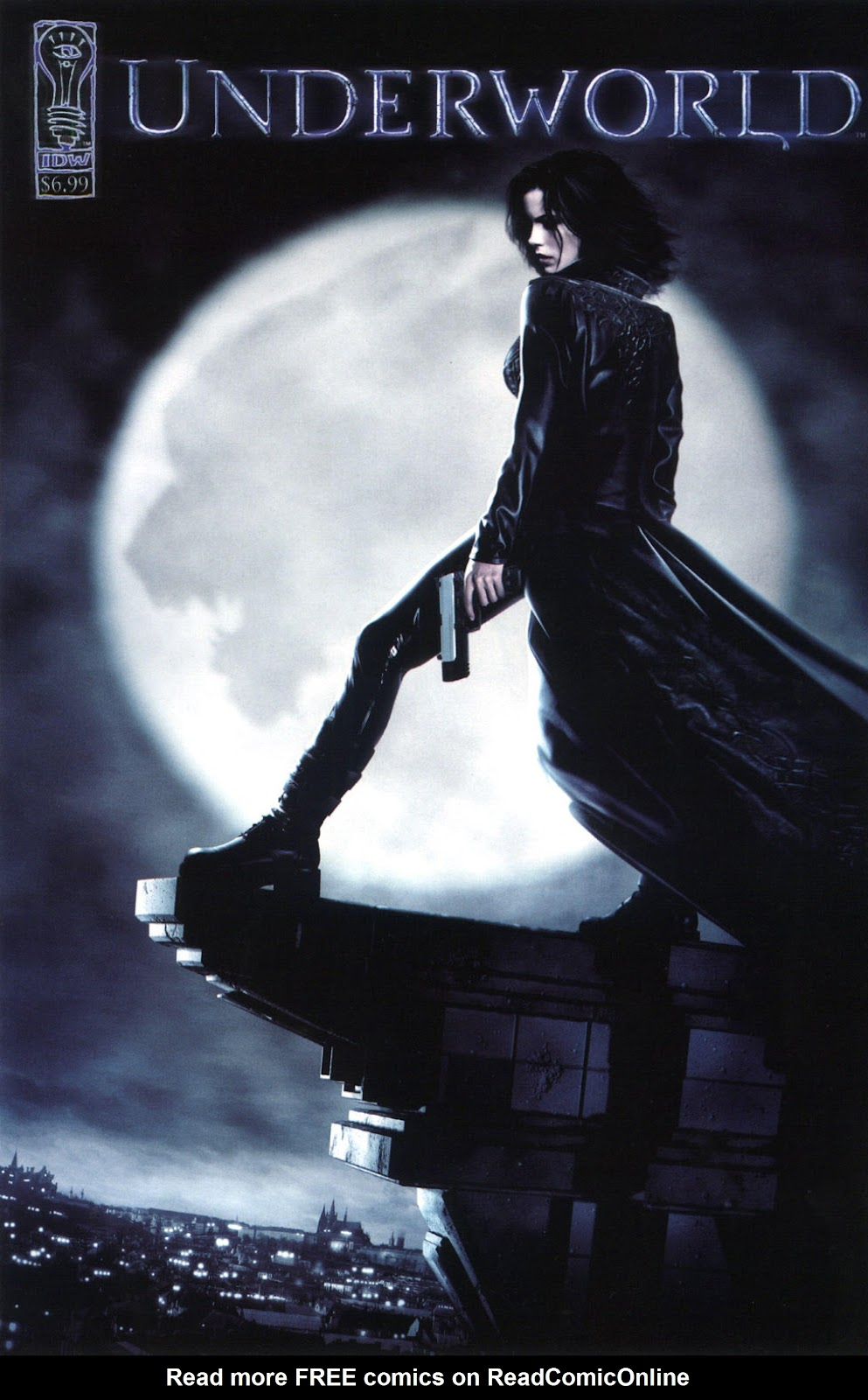 Read online Underworld (2003) comic -  Issue # Full - 1