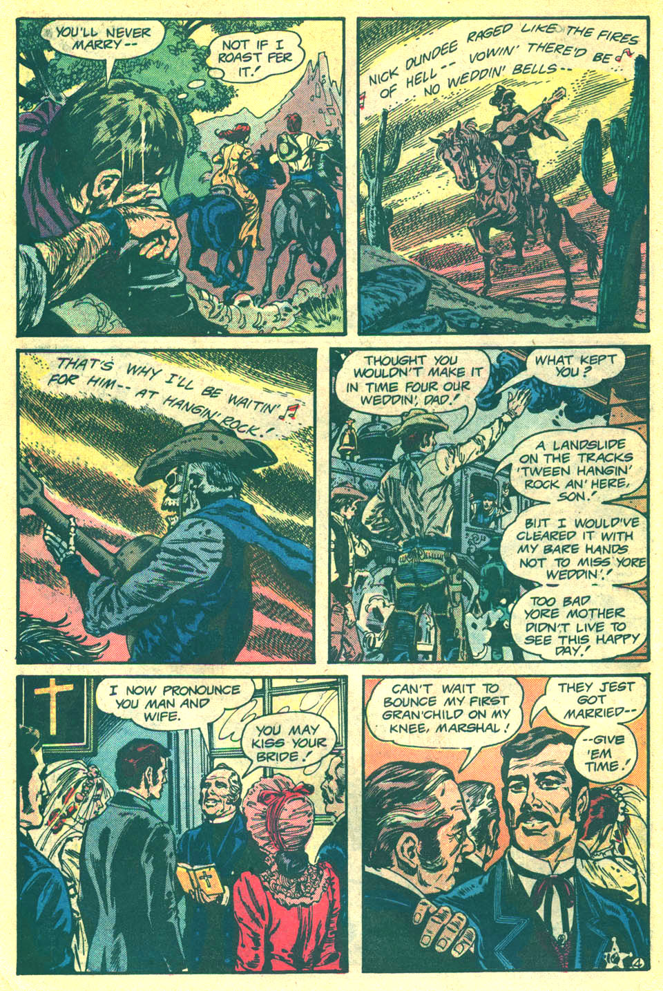 Elvira's House of Mystery Issue #3 #4 - English 8