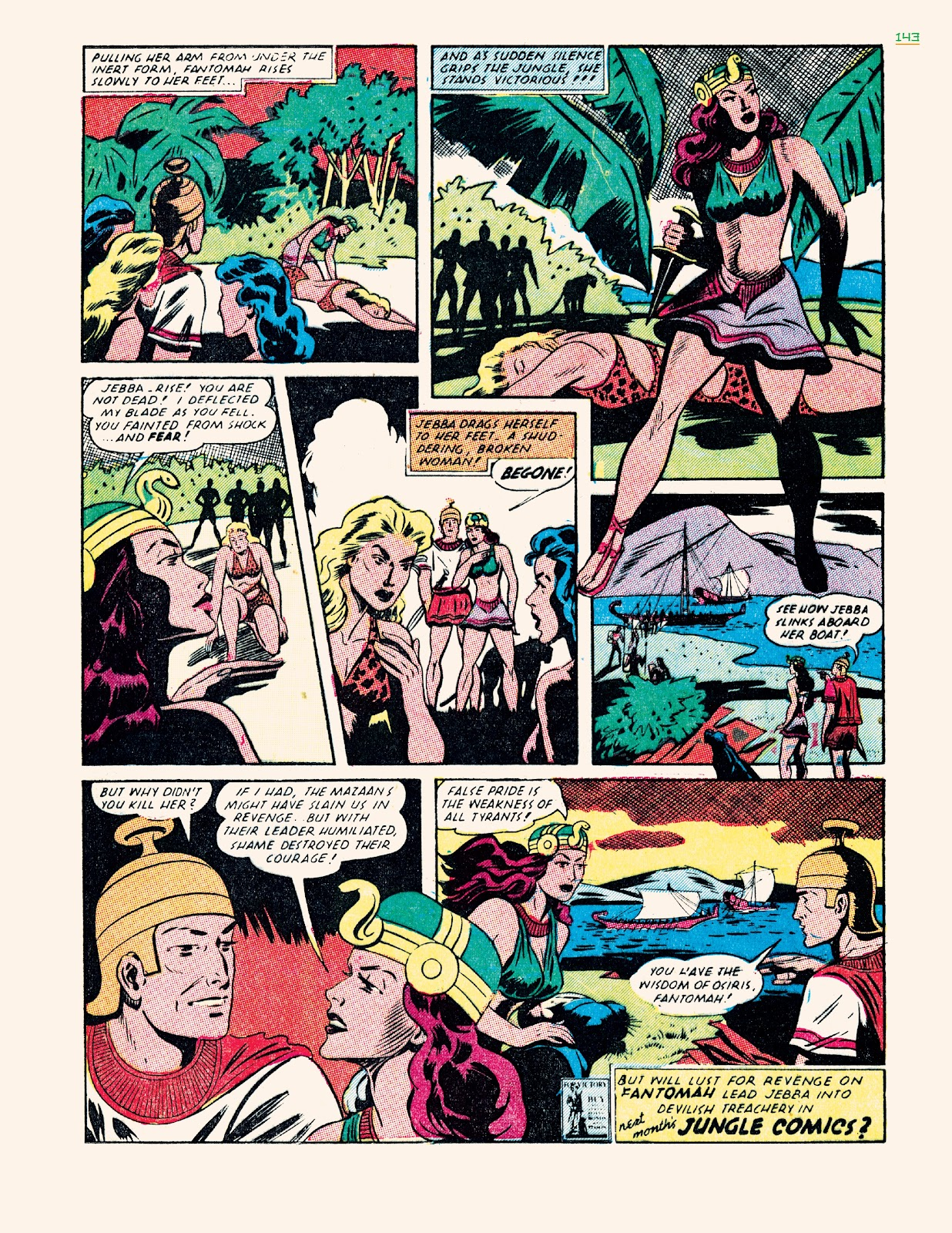 Read online Jungle Girls comic -  Issue # TPB (Part 2) - 43