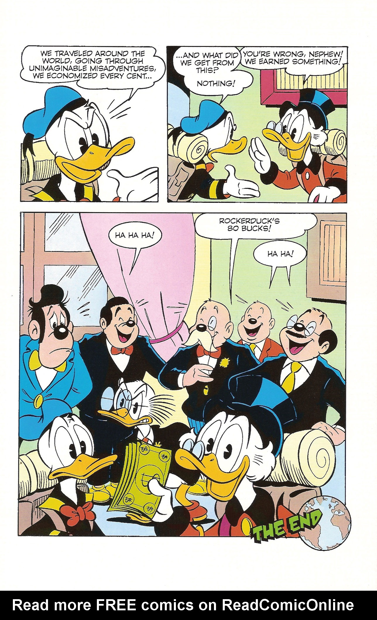 Read online Uncle Scrooge (1953) comic -  Issue #391 - 27