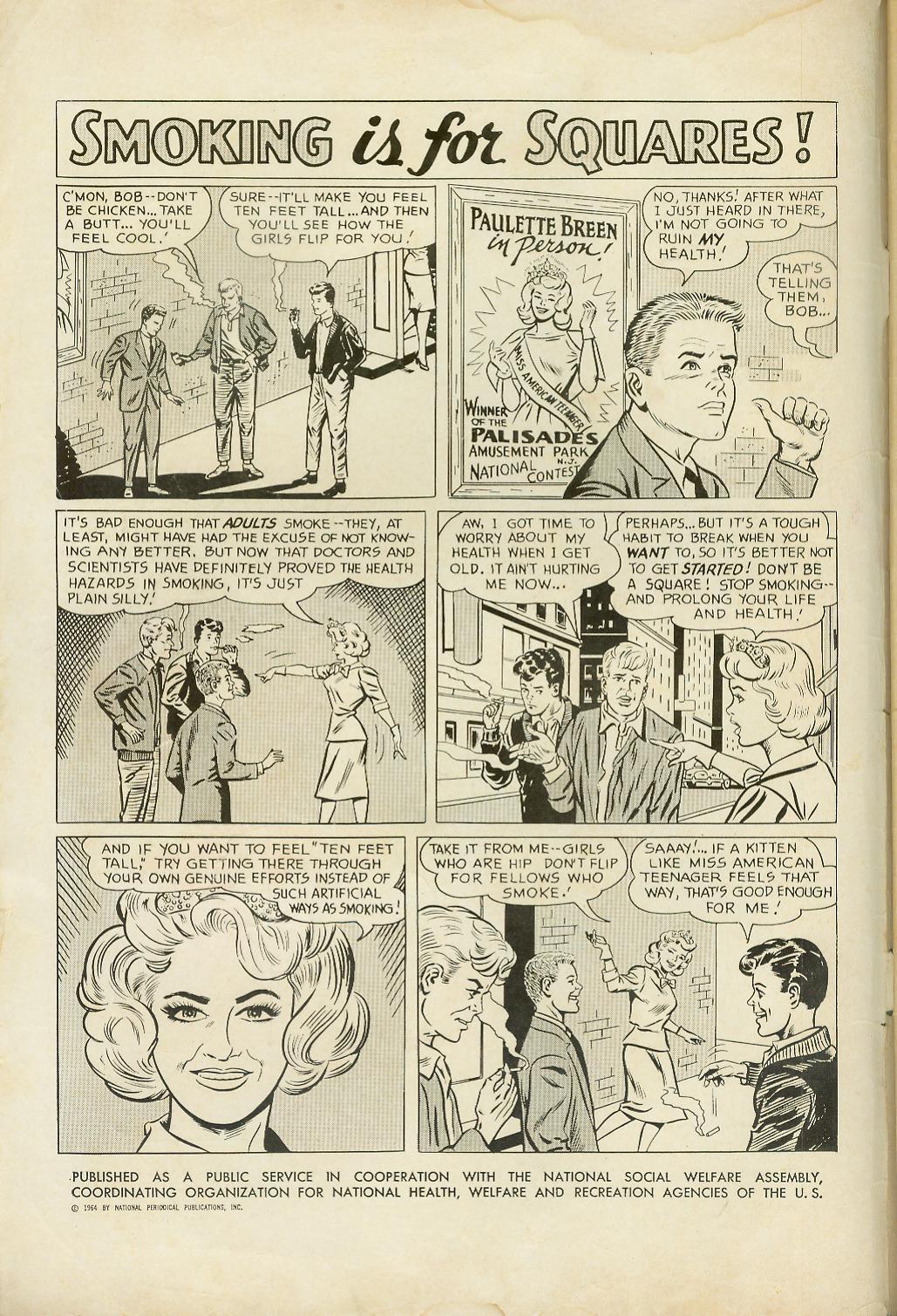 Supermans Girl Friend, Lois Lane 52 Page 2