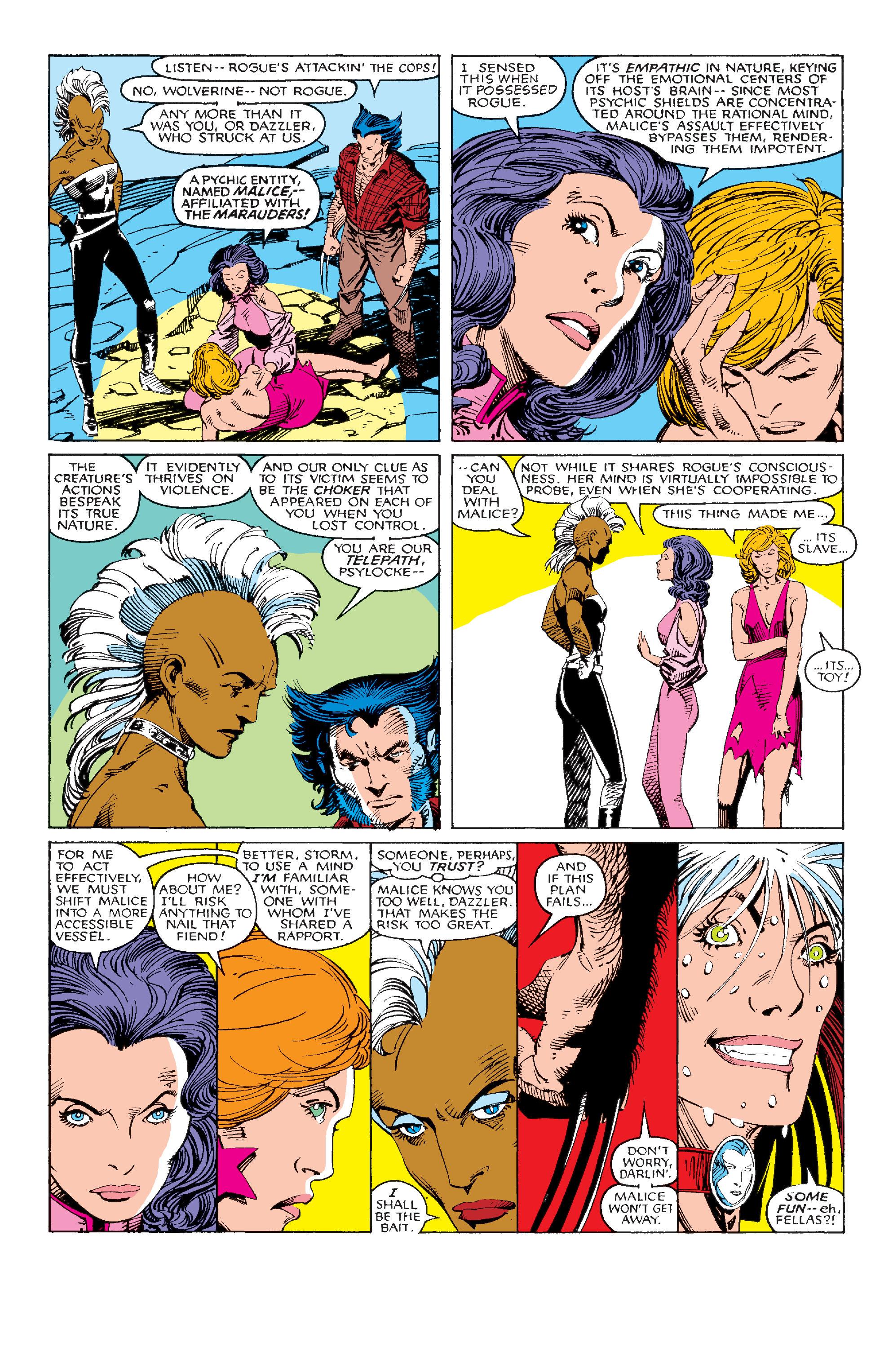 Read online Uncanny X-Men (1963) comic -  Issue #214 - 17
