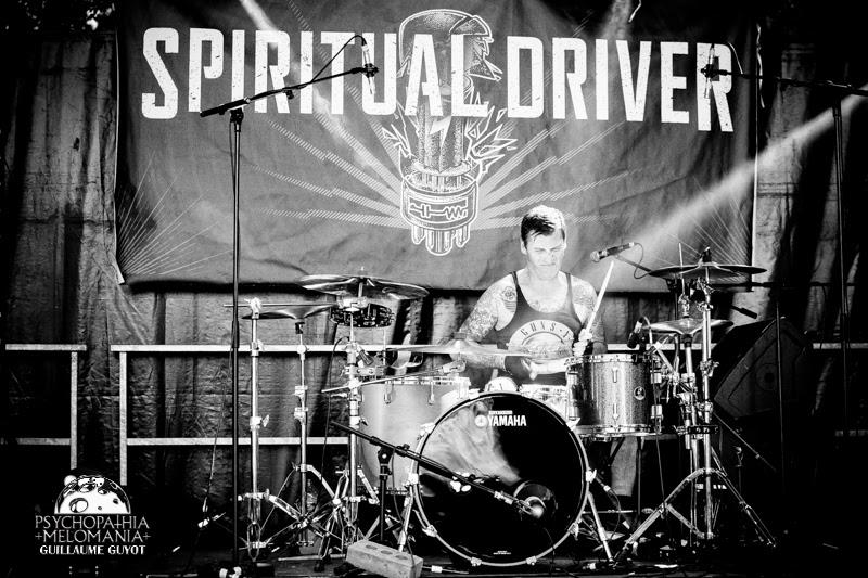 Spiritual Driver @Raismes Fest 18, 09/09/2016