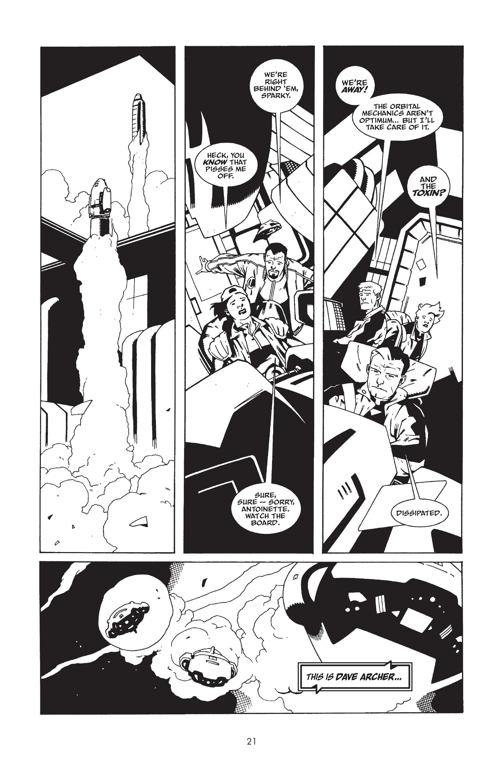 Read online Astronauts in Trouble (2015) comic -  Issue #4 - 23
