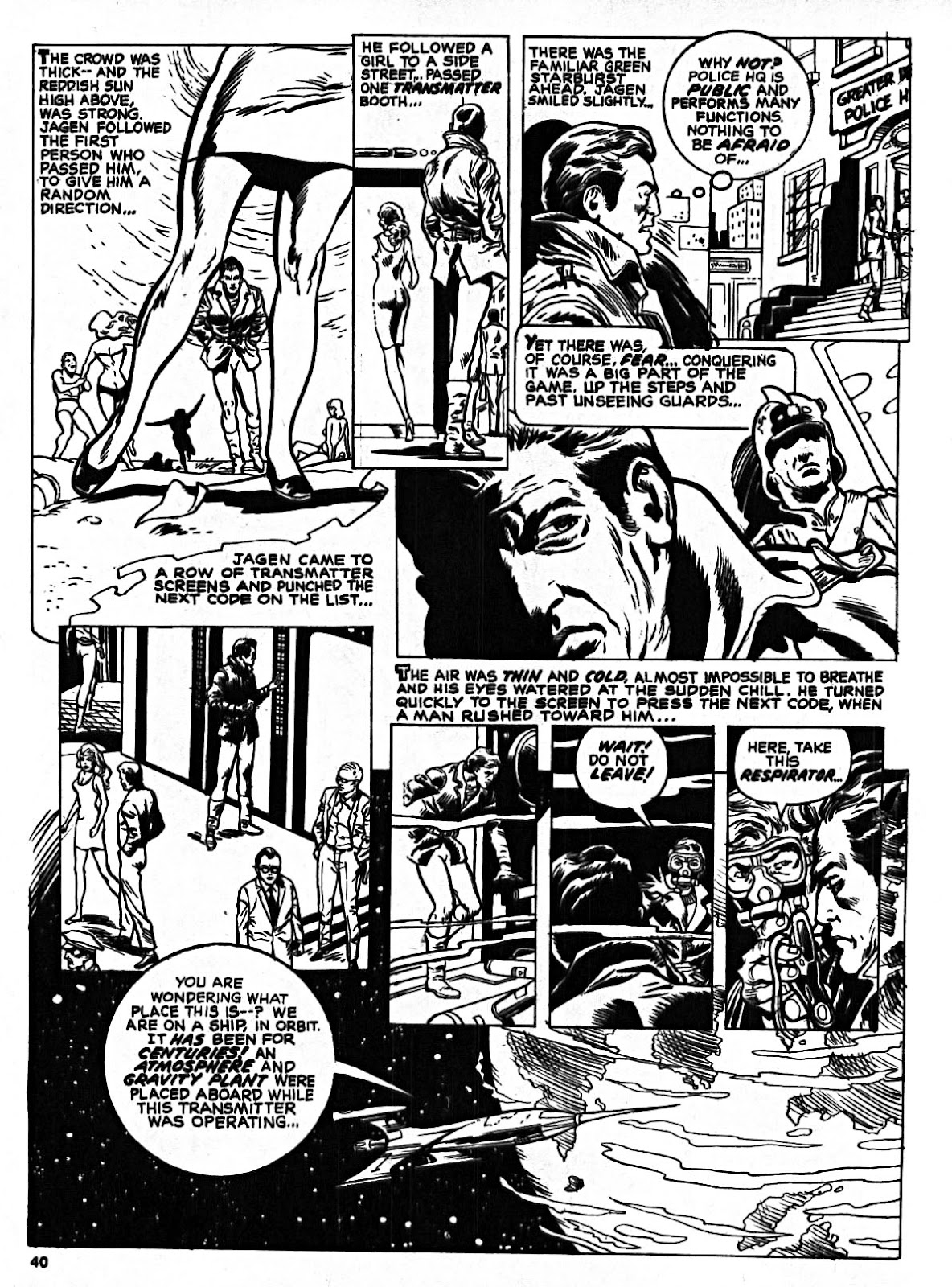 Scream (1973) issue 8 - Page 38