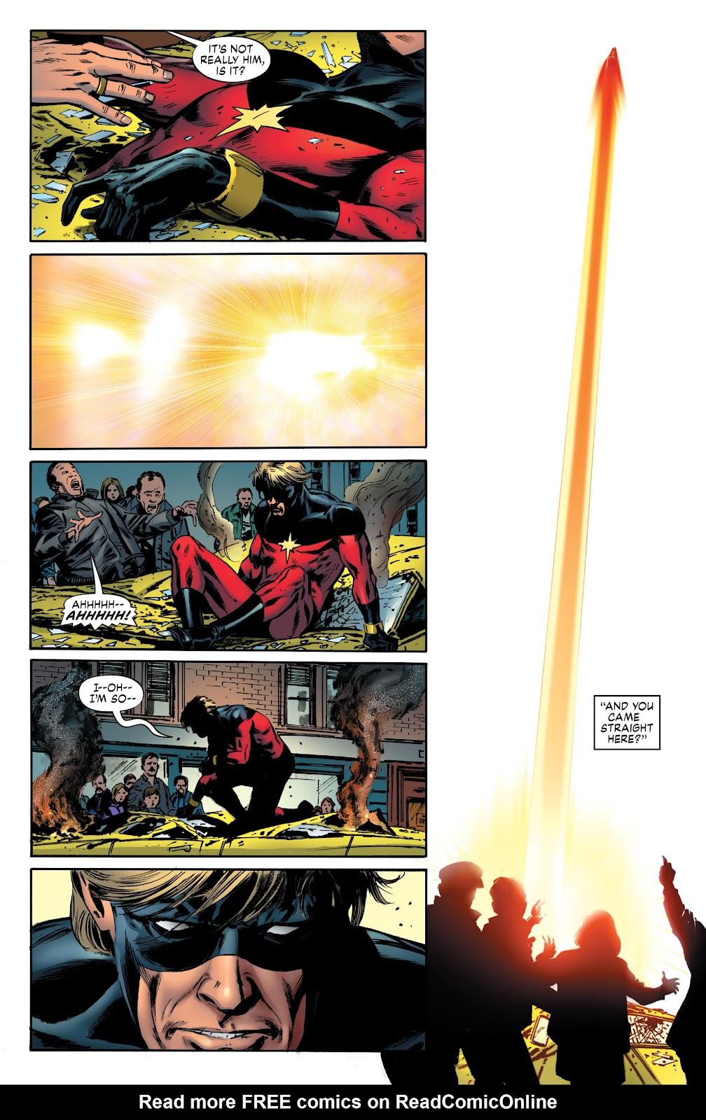 Read online Secret Invasion: Rise of the Skrulls comic -  Issue # TPB (Part 4) - 20