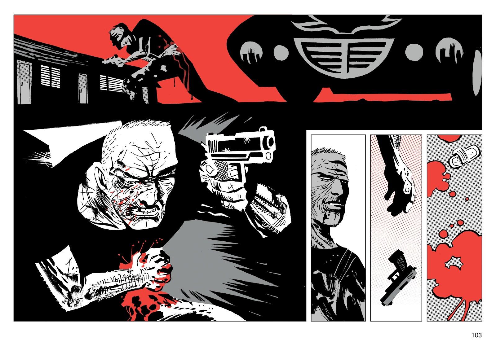Read online Polar comic -  Issue # TPB The Kaiser Falls (Part 2) - 5
