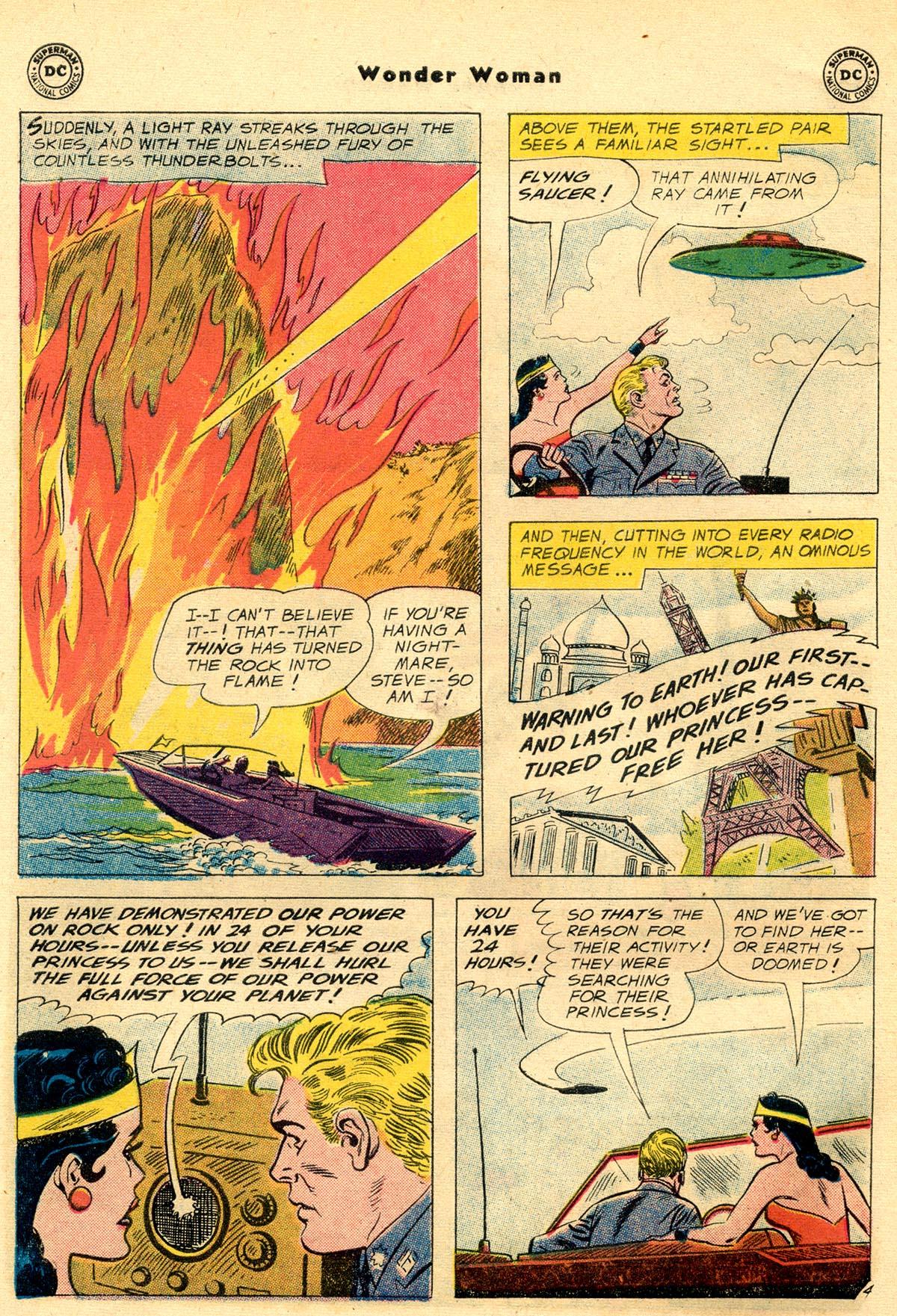 Read online Wonder Woman (1942) comic -  Issue #110 - 6