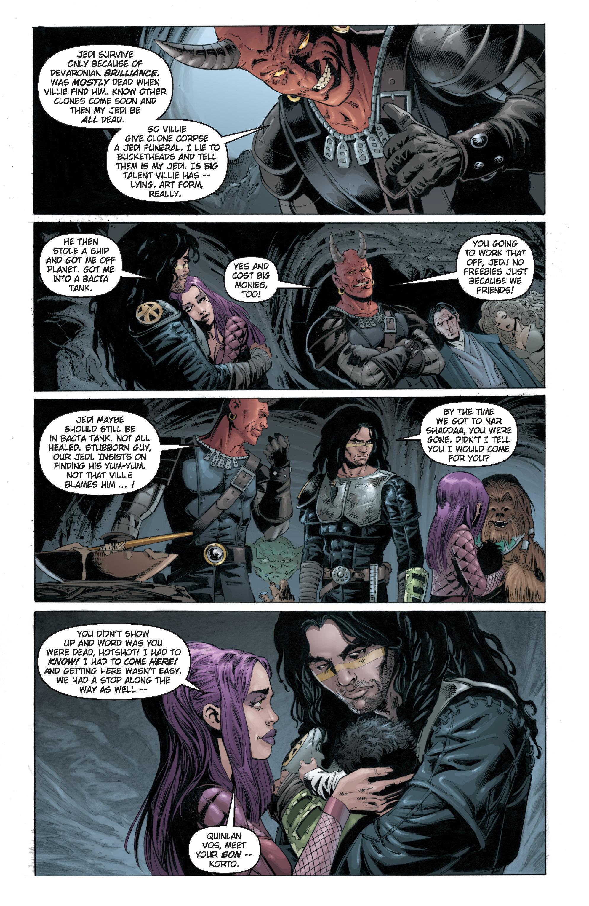 Read online Star Wars Omnibus comic -  Issue # Vol. 26 - 424