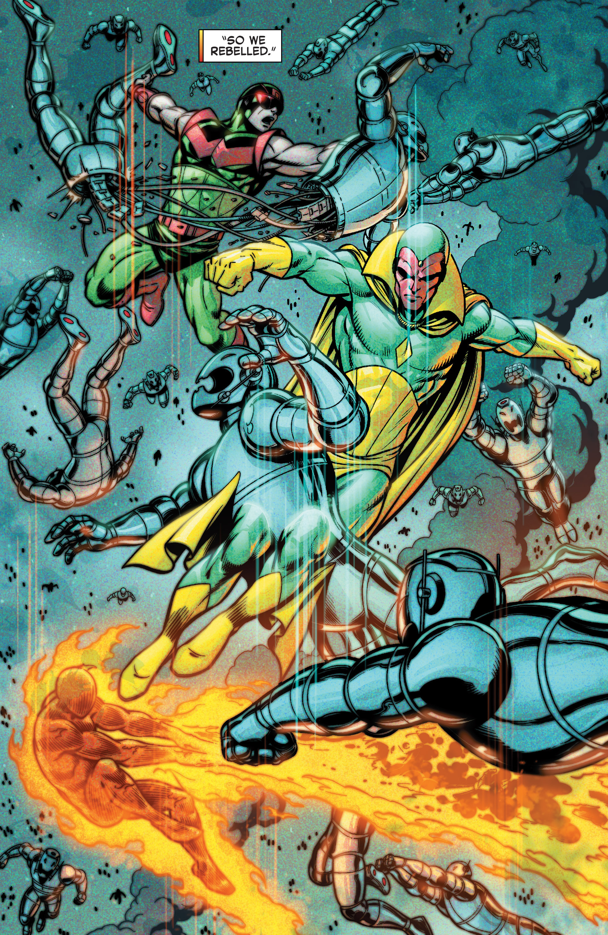 Read online Age of Ultron Vs. Marvel Zombies comic -  Issue #2 - 14