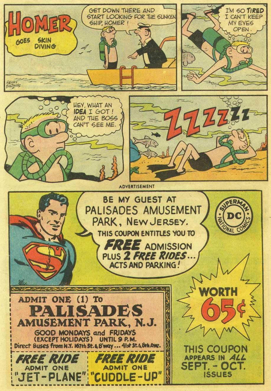 Aquaman (1962) Issue #11 #11 - English 22