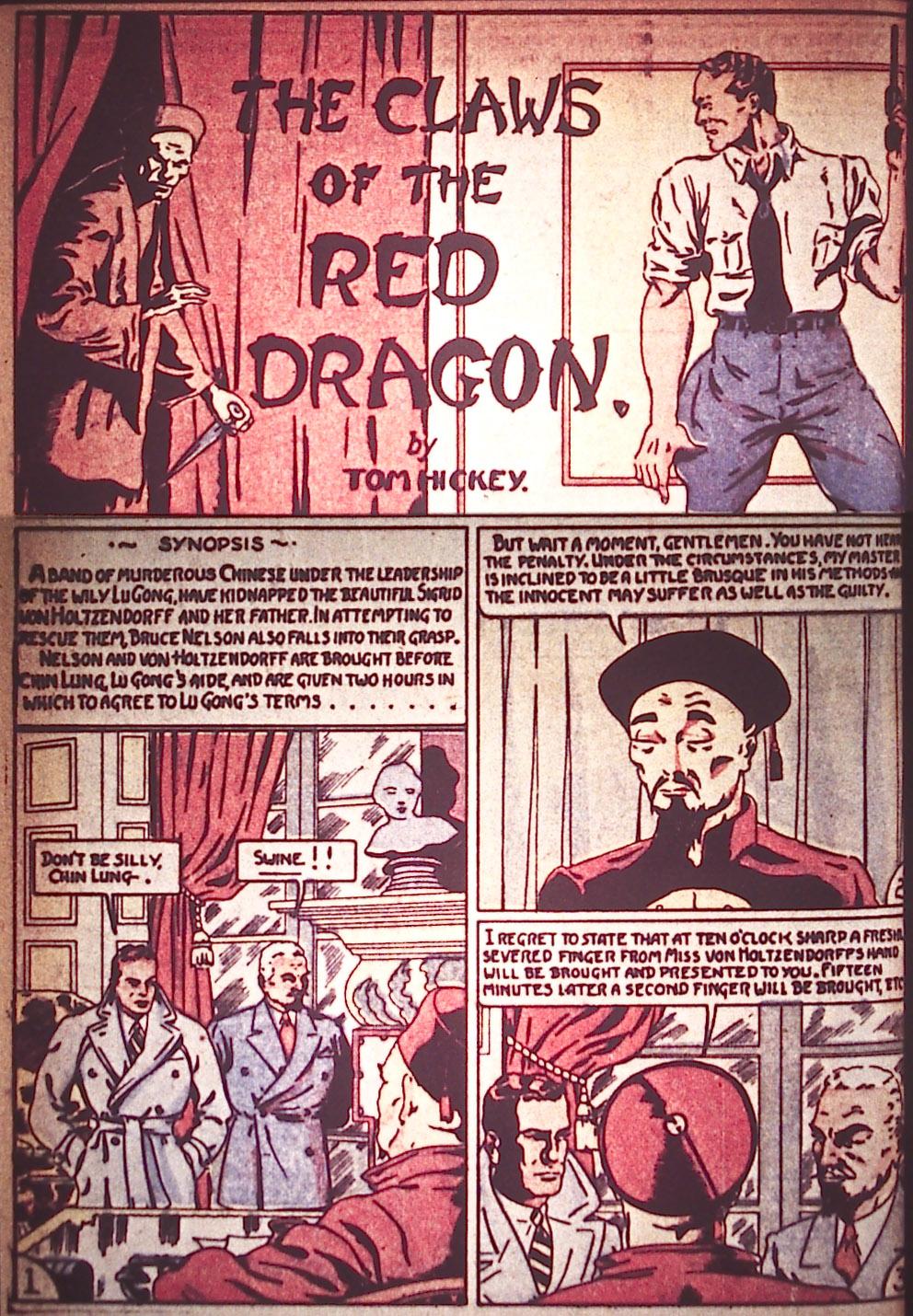Read online Detective Comics (1937) comic -  Issue #7 - 22