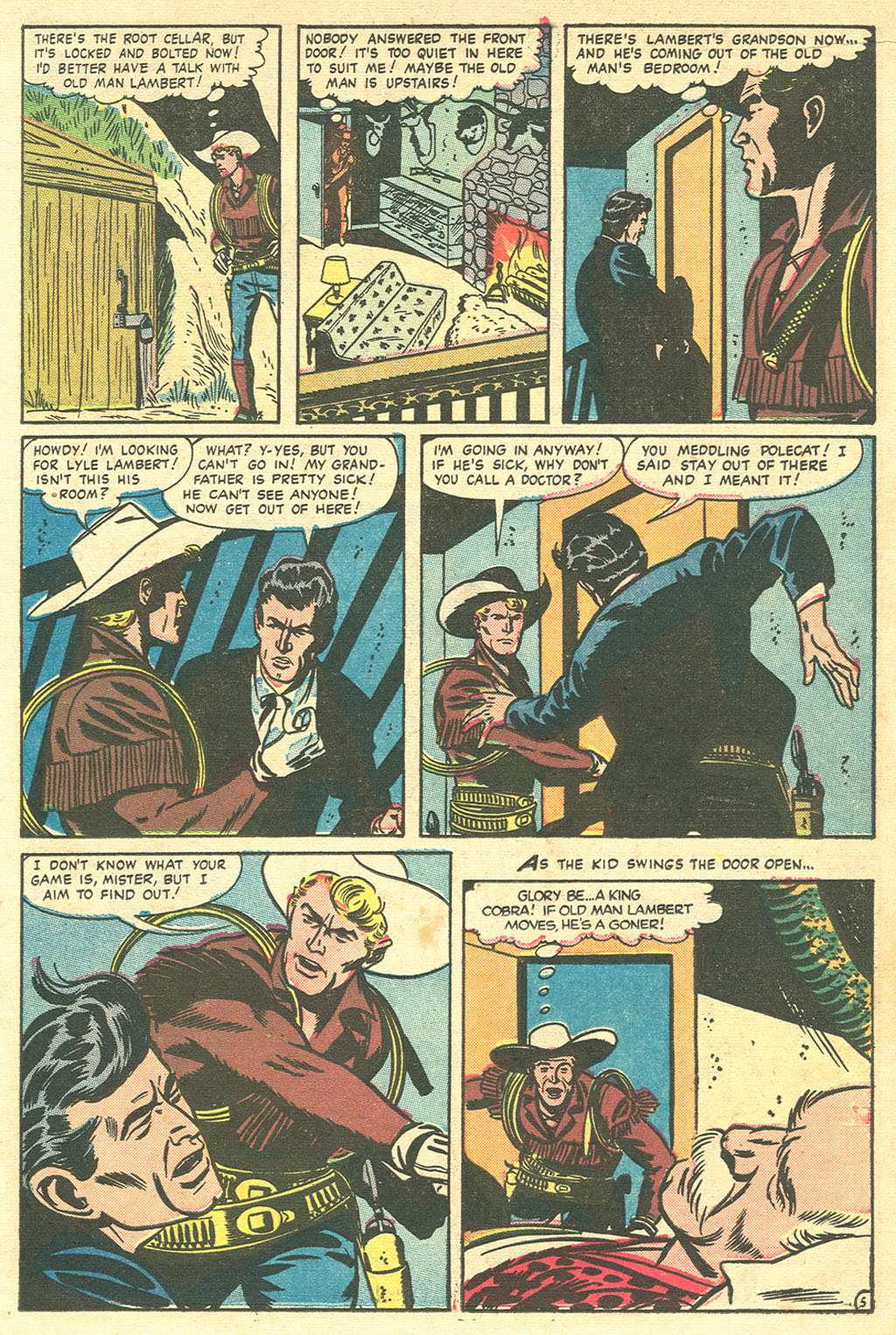 The Rawhide Kid (1955) issue 5 - Page 15