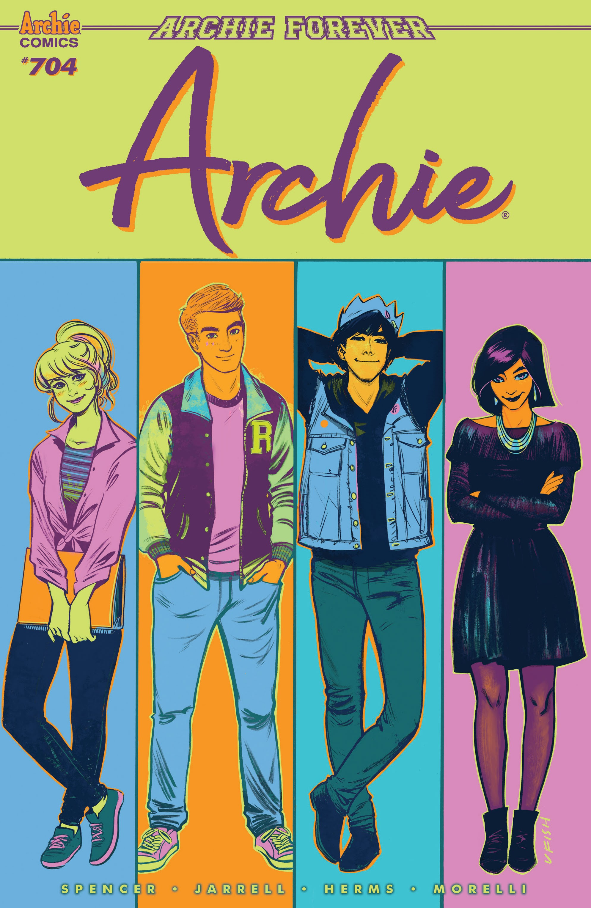 Archie (2015) 704 Page 1