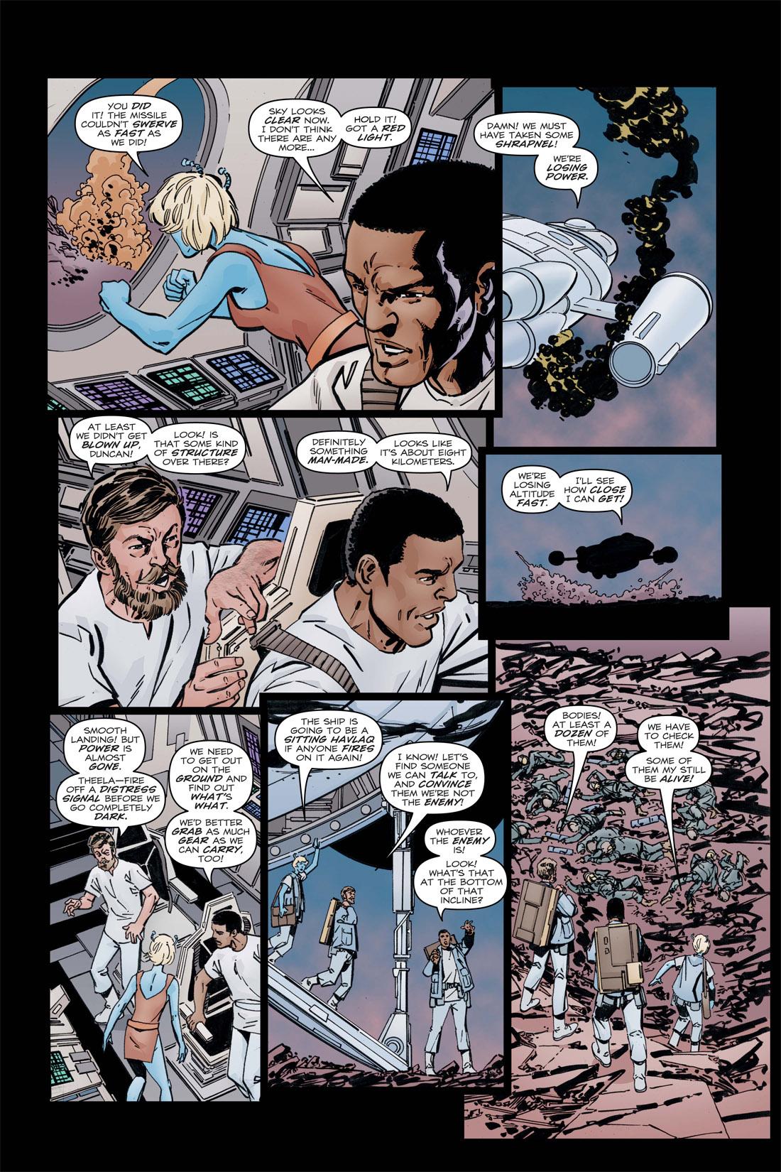 Read online Star Trek: Leonard McCoy, Frontier Doctor comic -  Issue #3 - 11