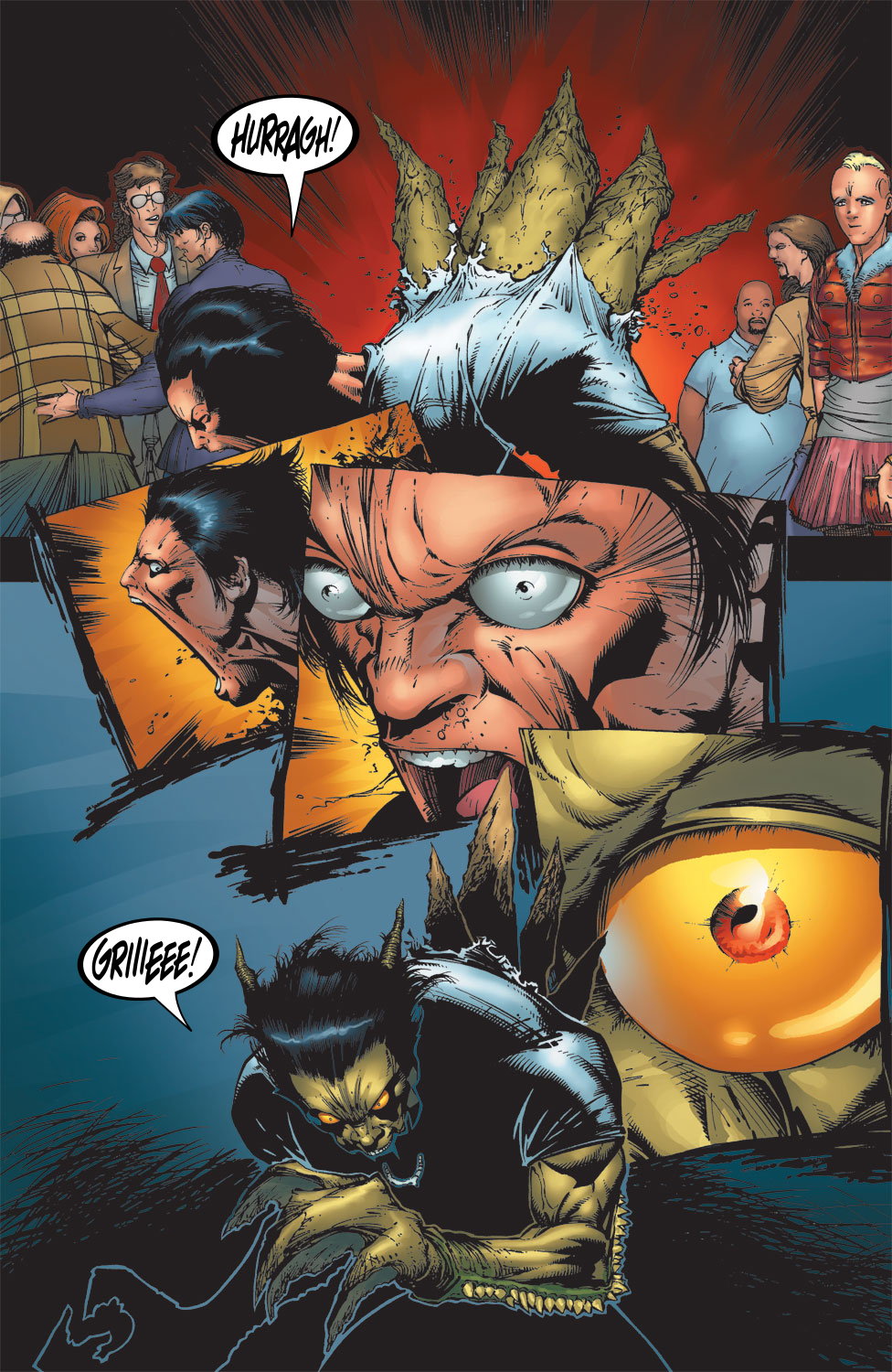 Read online X-Force (1991) comic -  Issue #103 - 18