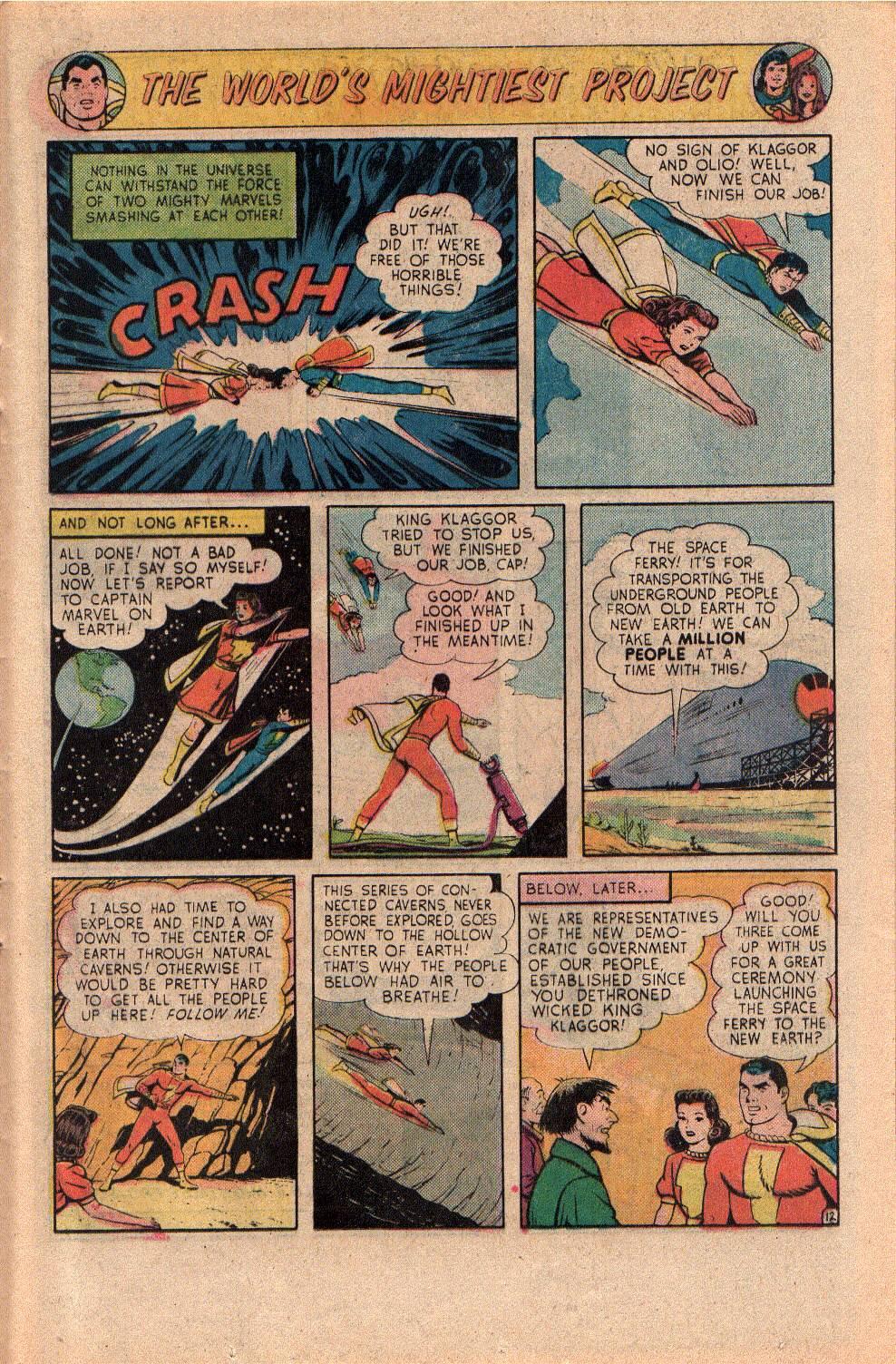 Read online Shazam! (1973) comic -  Issue #23 - 25