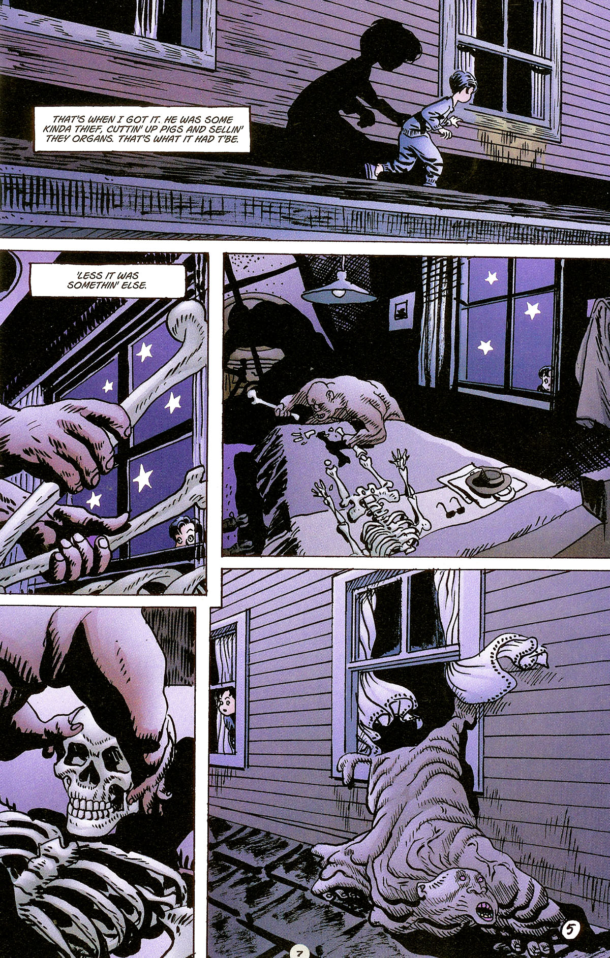 Read online Solo (2004) comic -  Issue #6 - 8