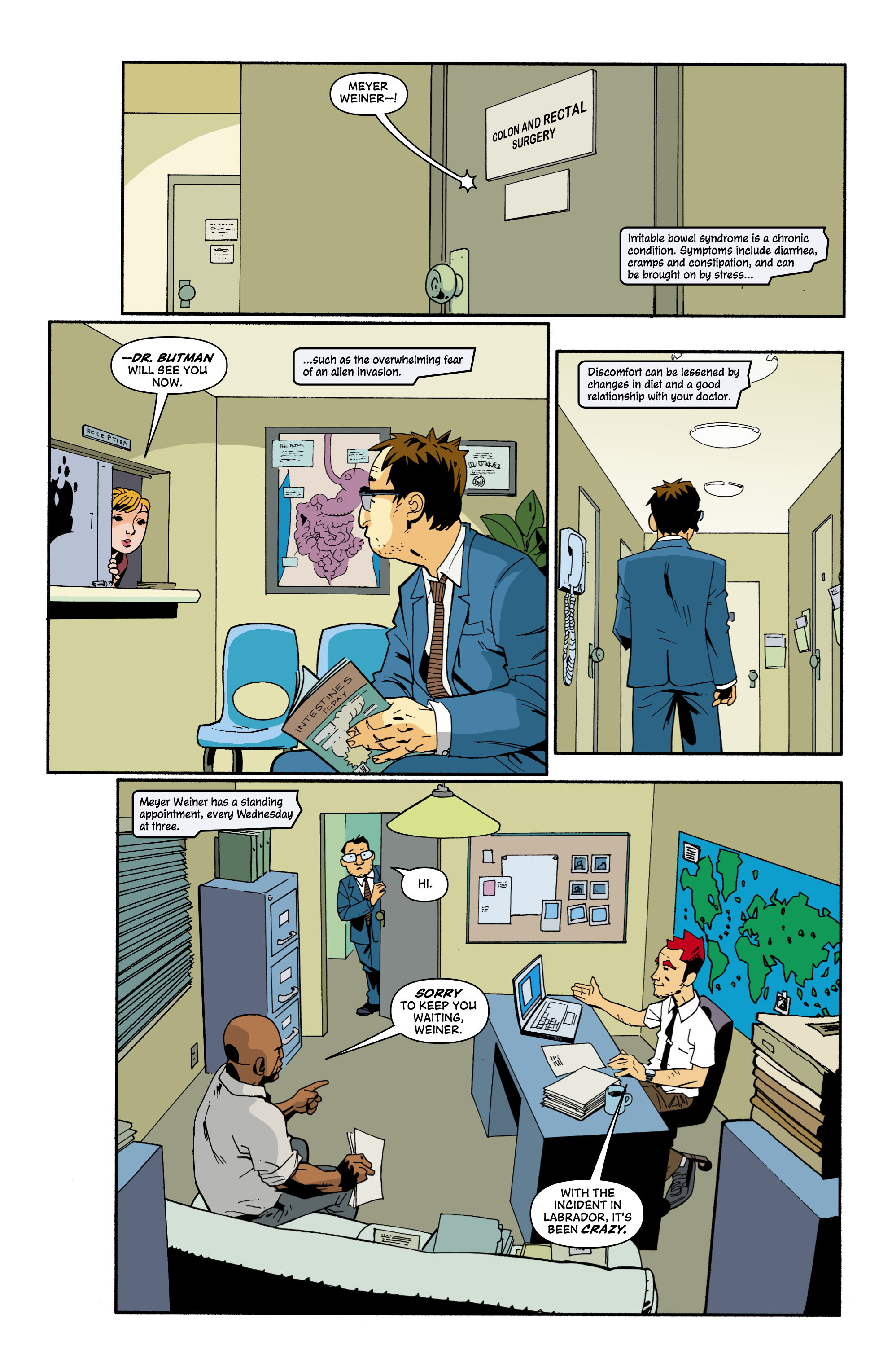 Read online Red Herring comic -  Issue #2 - 18