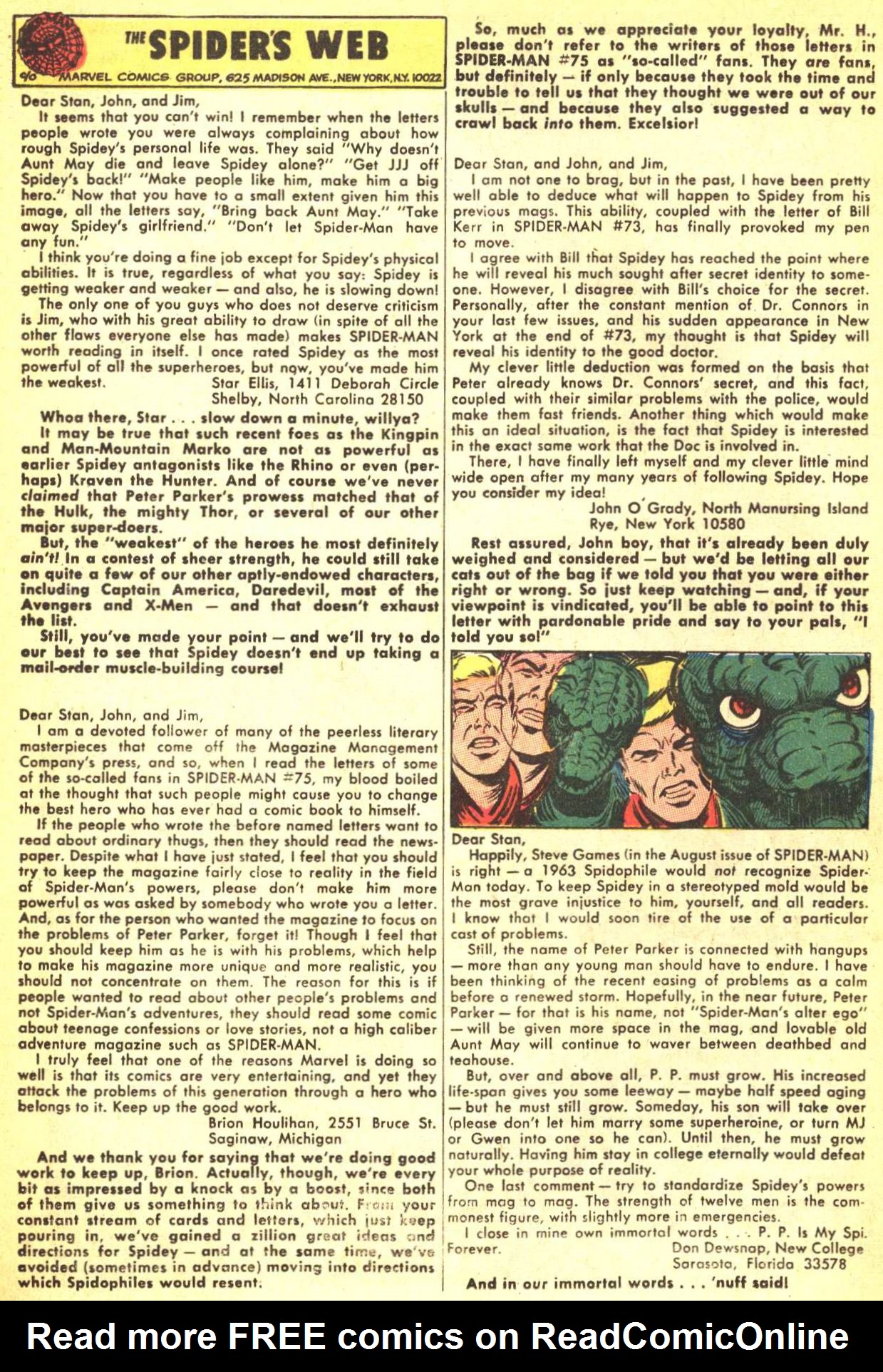 The Amazing Spider-Man (1963) 79 Page 14