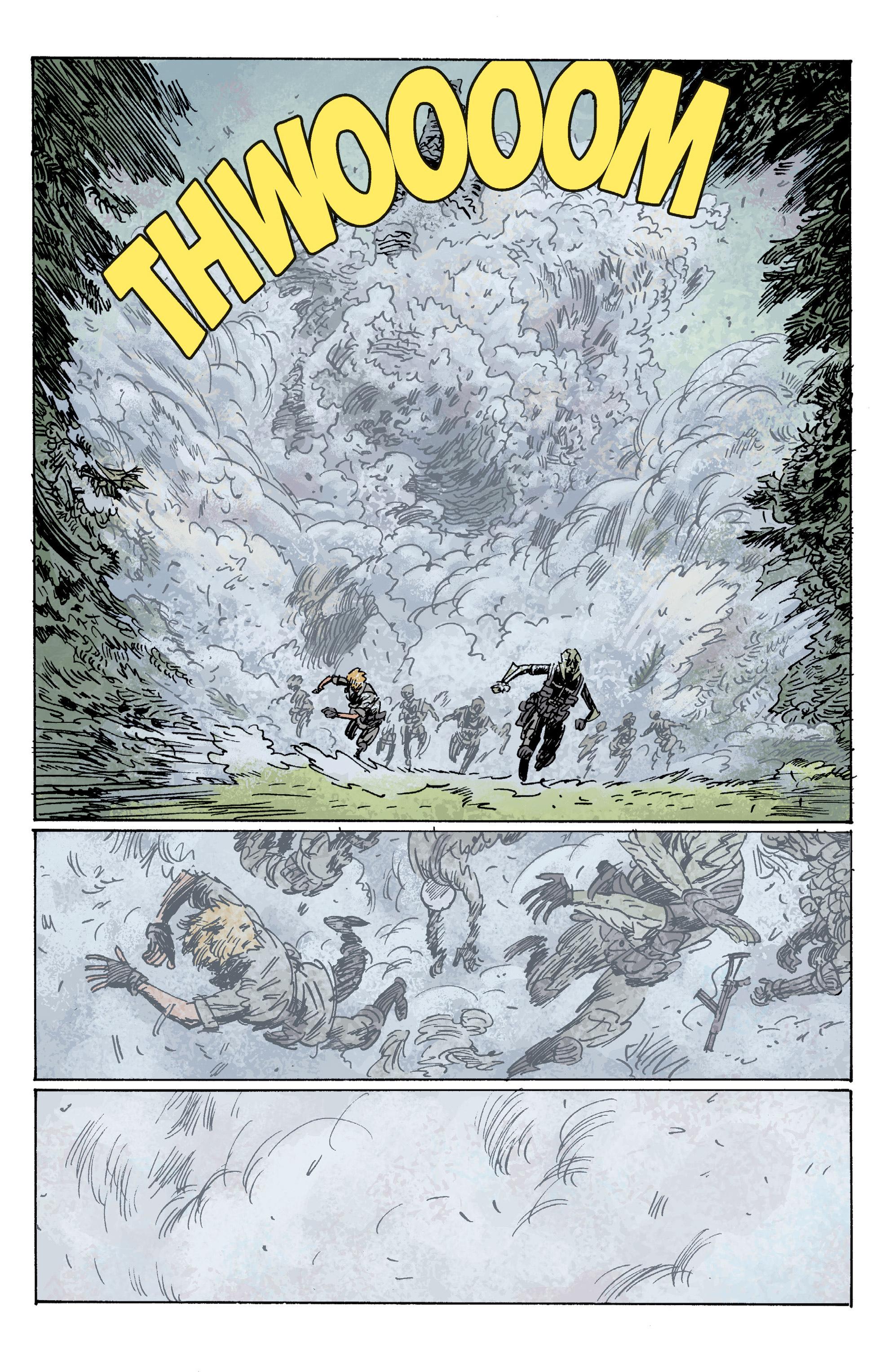 Read online B.P.R.D. (2003) comic -  Issue # TPB 10 - 65