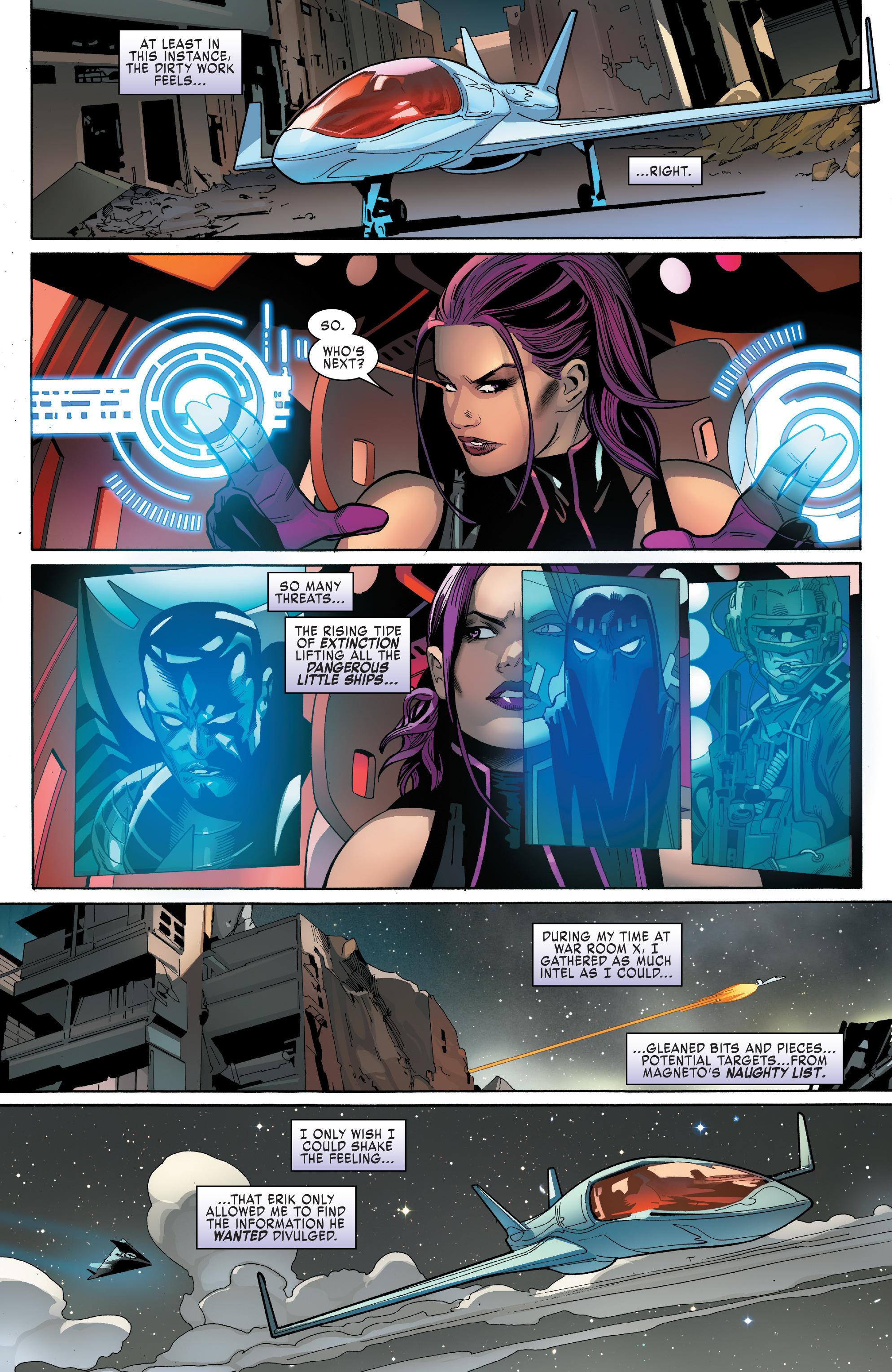 Read online Uncanny X-Men (2016) comic -  Issue #15 - 6