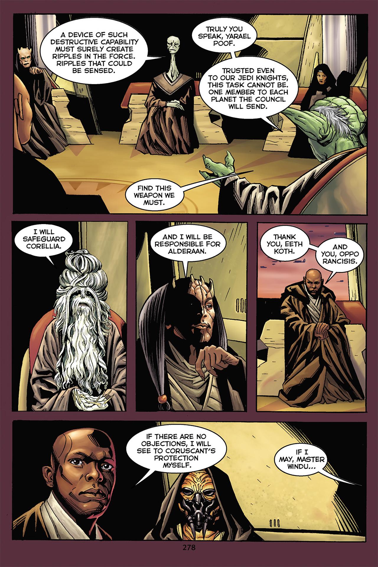 Read online Star Wars Omnibus comic -  Issue # Vol. 10 - 274