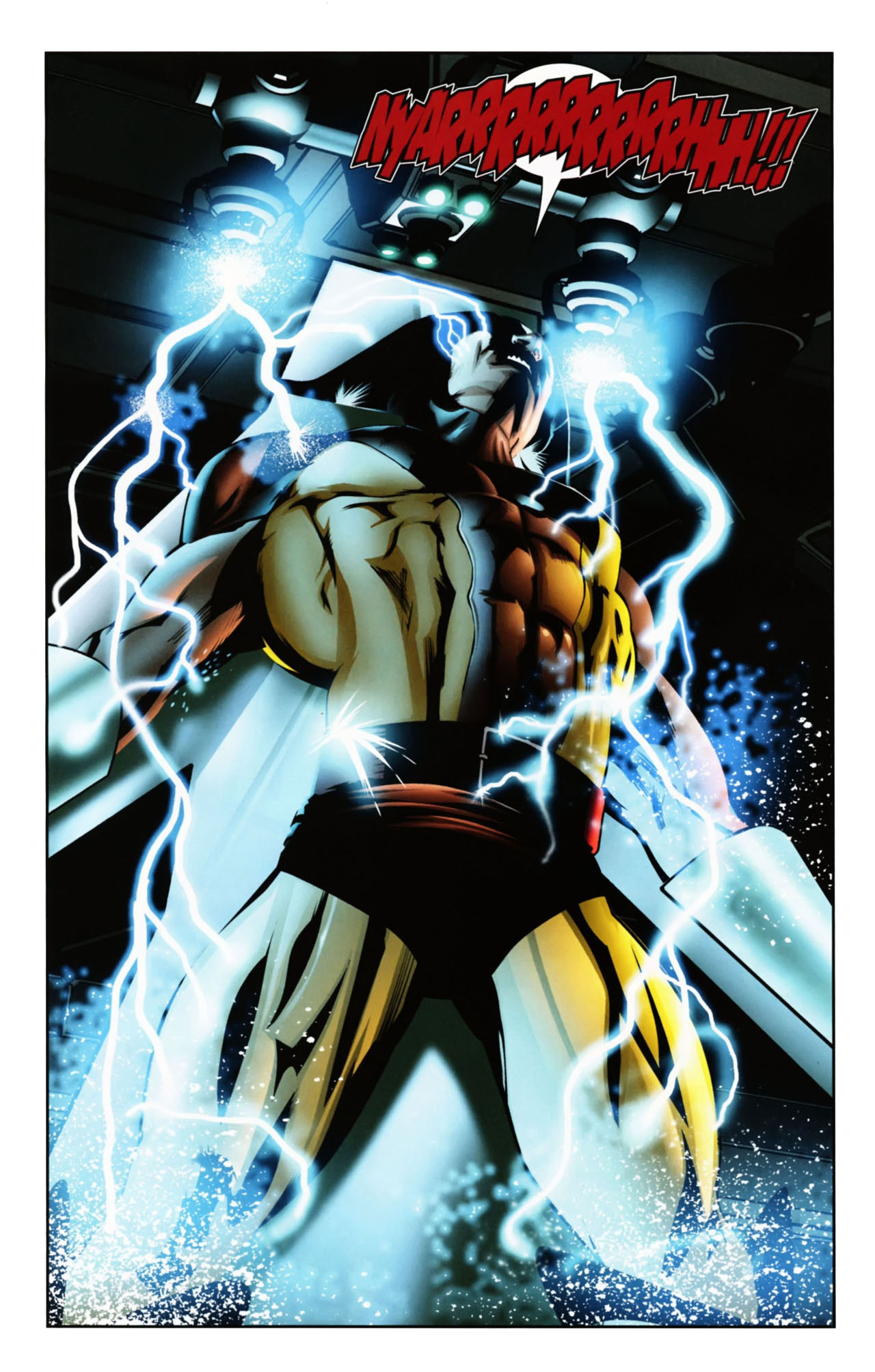Read online Wolverine: First Class comic -  Issue #19 - 8