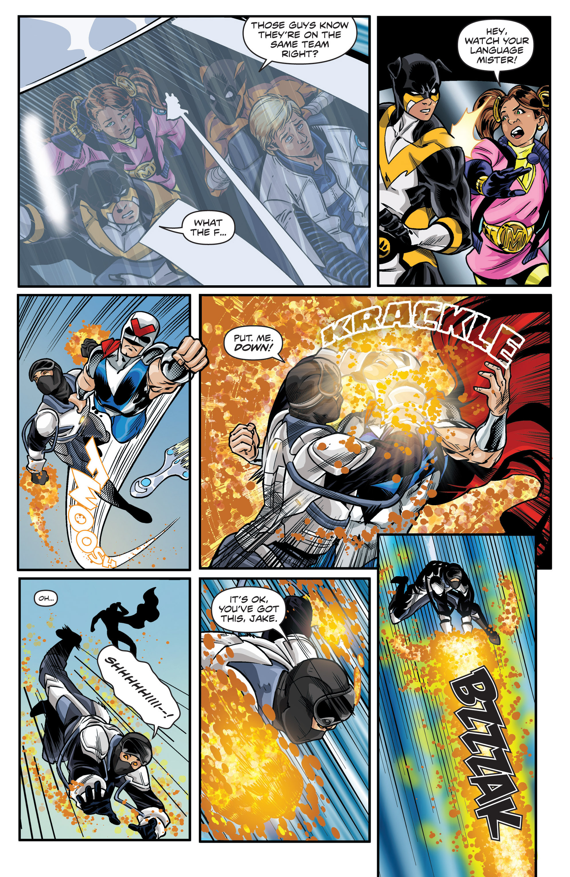 Actionverse 5 Page 17