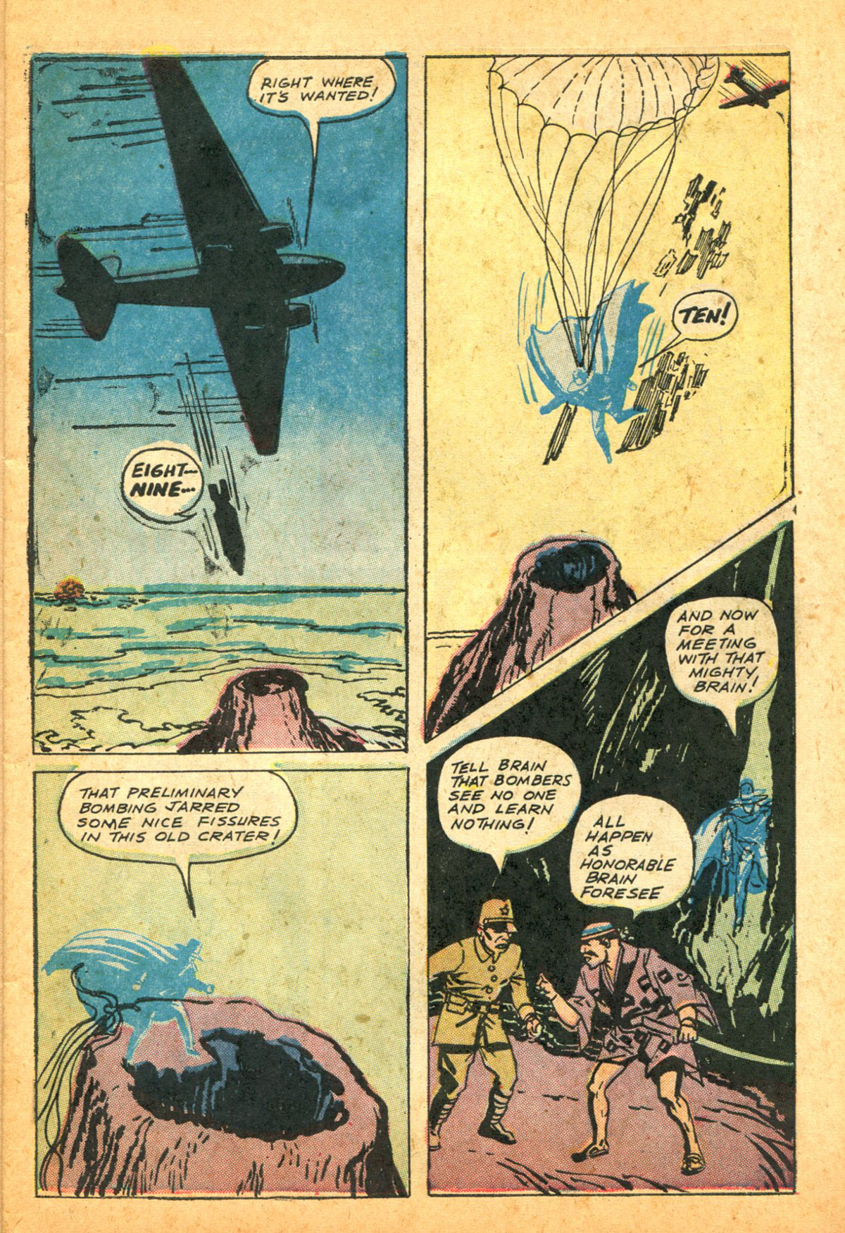 Read online Shadow Comics comic -  Issue #38 - 13