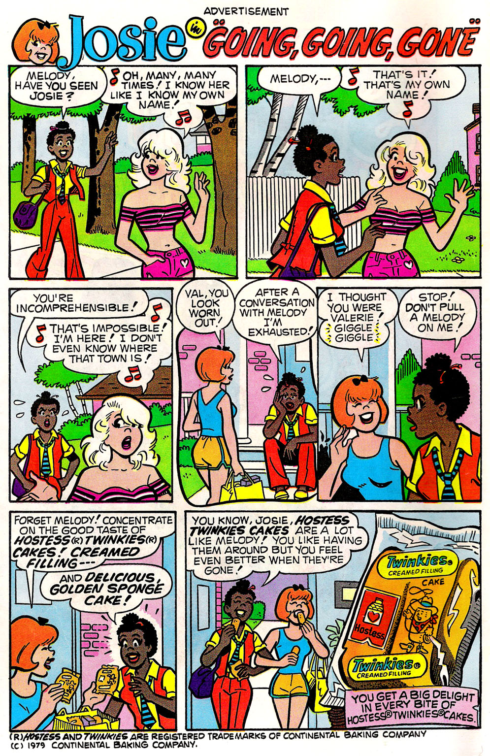 Sabrina The Teenage Witch (1971) Issue #53 #53 - English 2