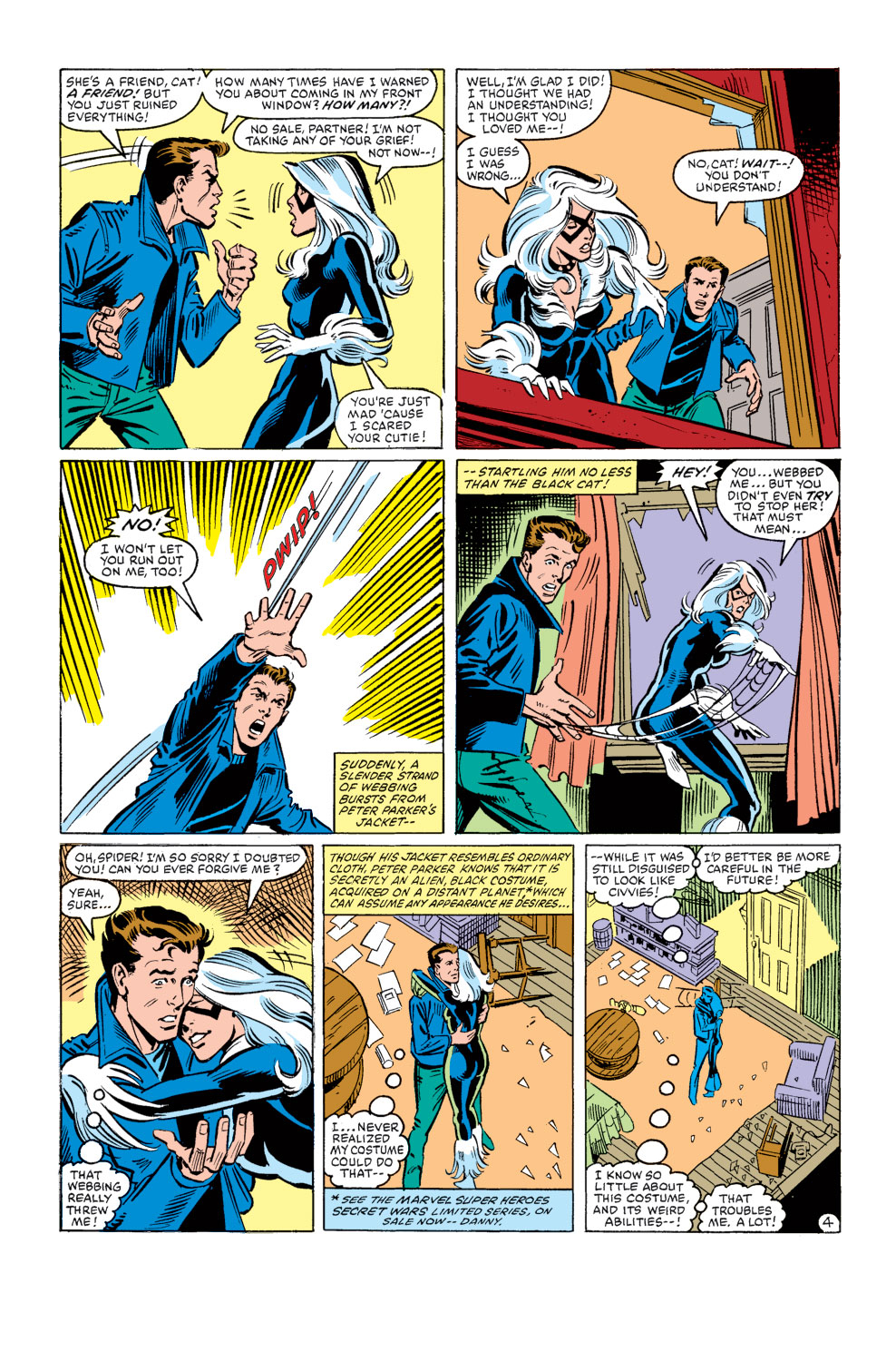 The Amazing Spider-Man (1963) 258 Page 4