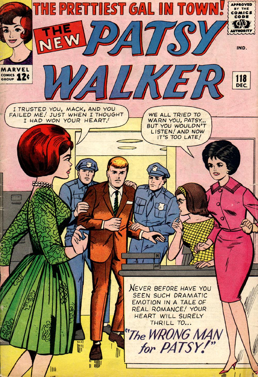 Patsy Walker 118 Page 1