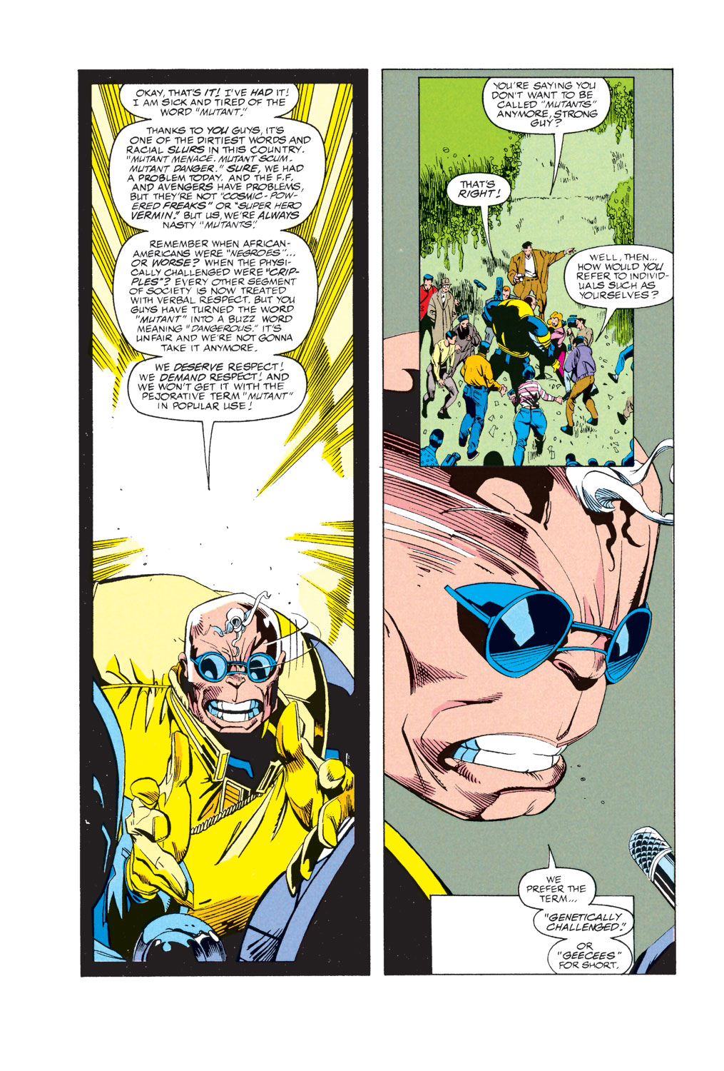 Read online X-Factor (1986) comic -  Issue #73 - 18