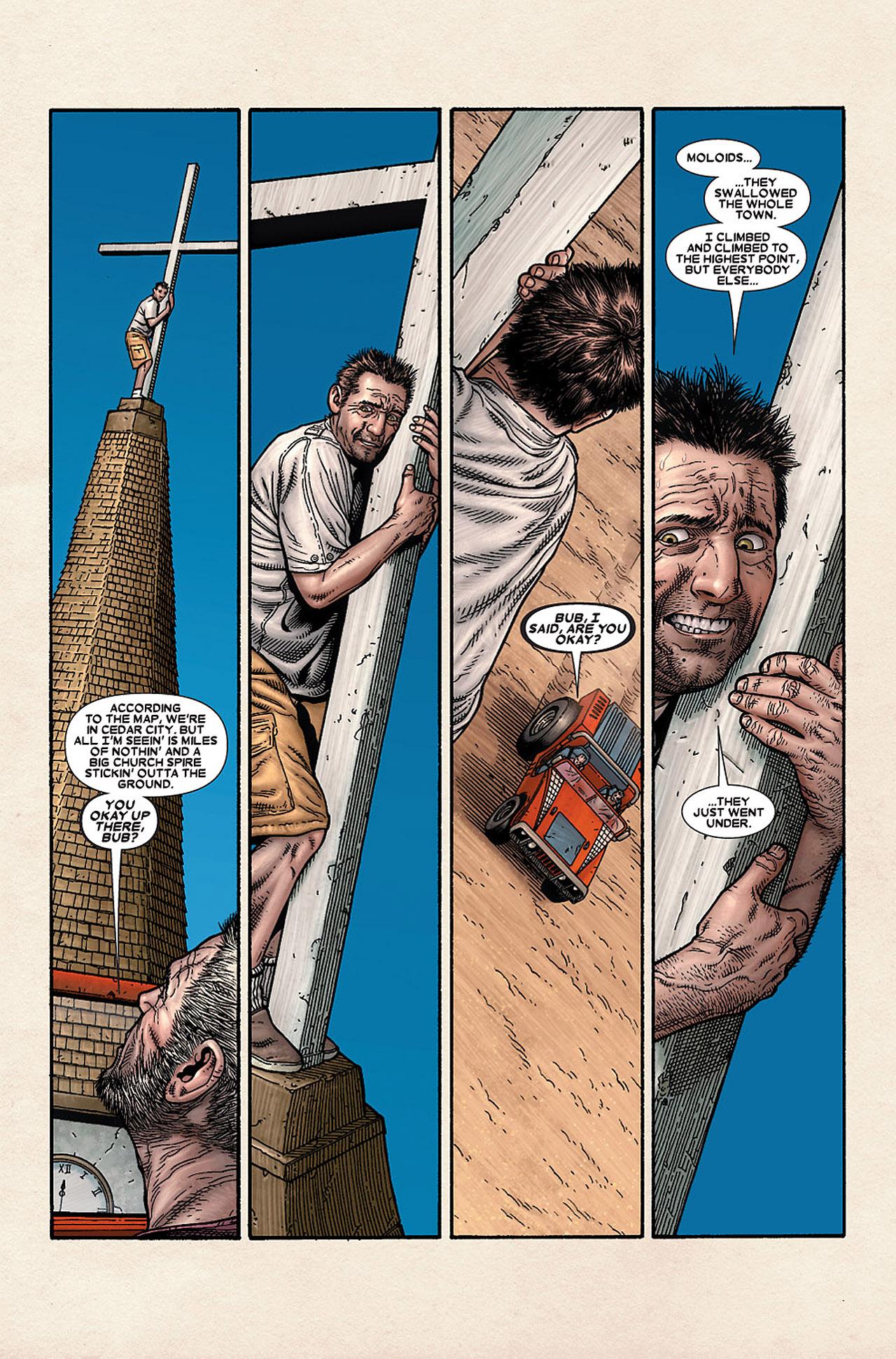 Read online Wolverine: Old Man Logan comic -  Issue # Full - 55