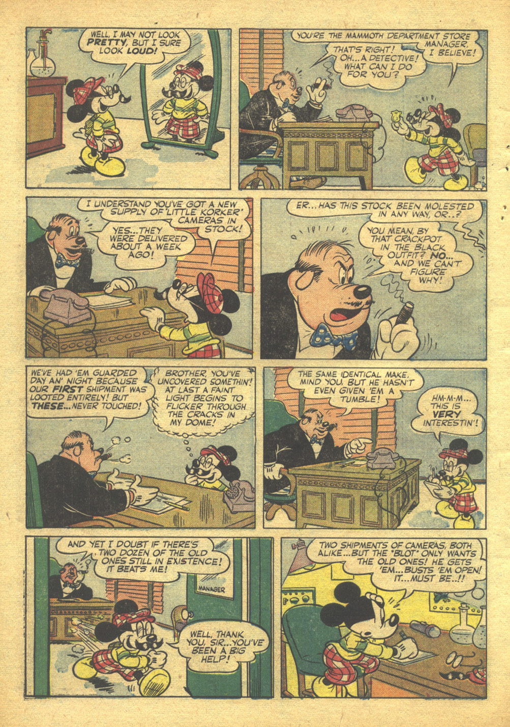 Walt Disney's Comics and Stories issue 103 - Page 48