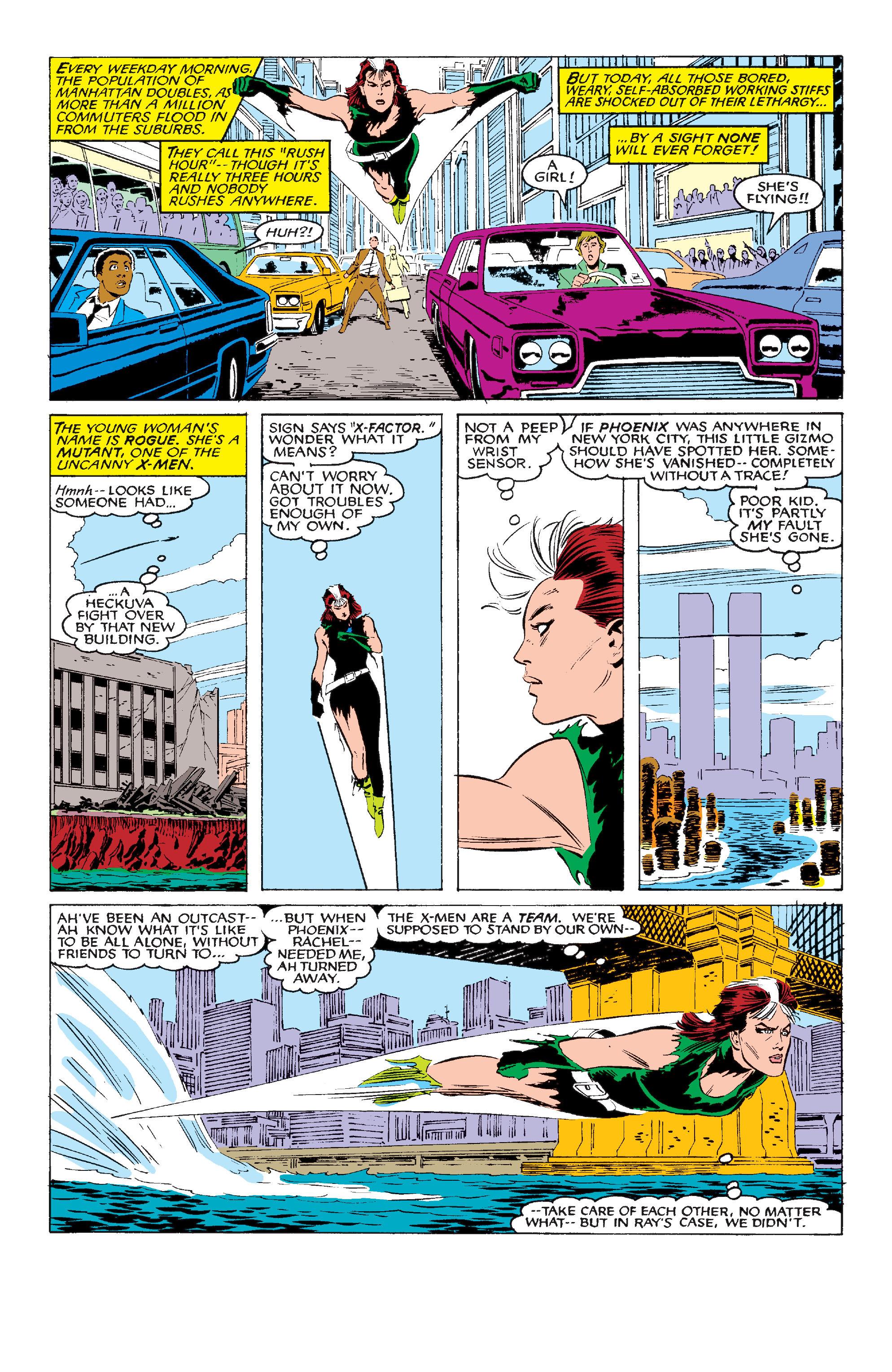 Read online Uncanny X-Men (1963) comic -  Issue #210 - 8