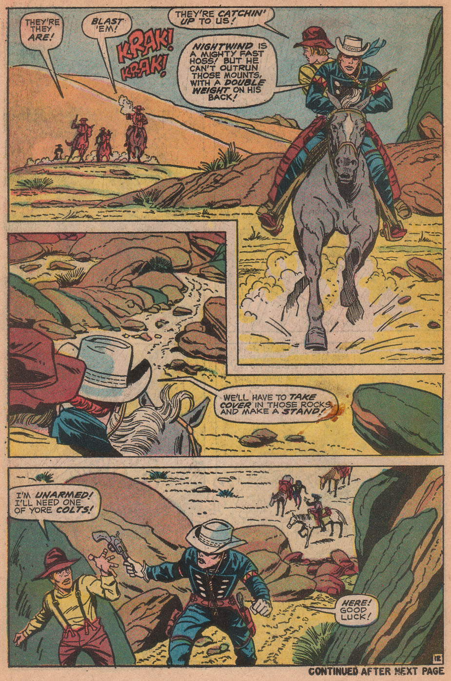 The Rawhide Kid (1955) issue 88 - Page 18