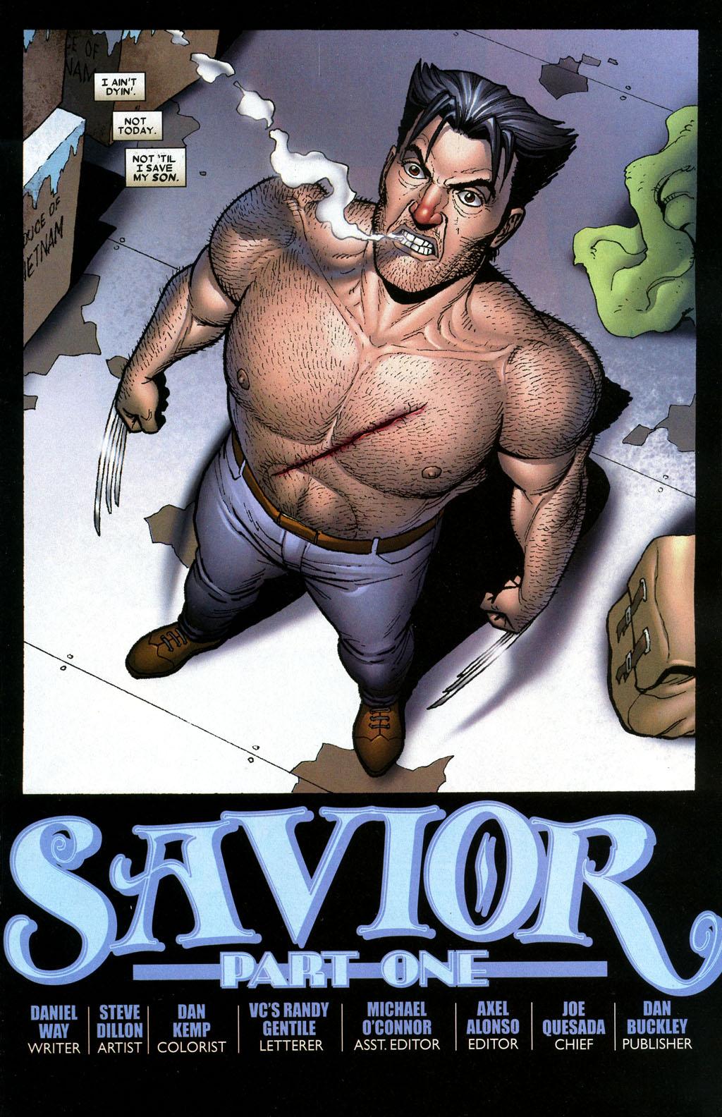 Read online Wolverine: Origins comic -  Issue #6 - 4
