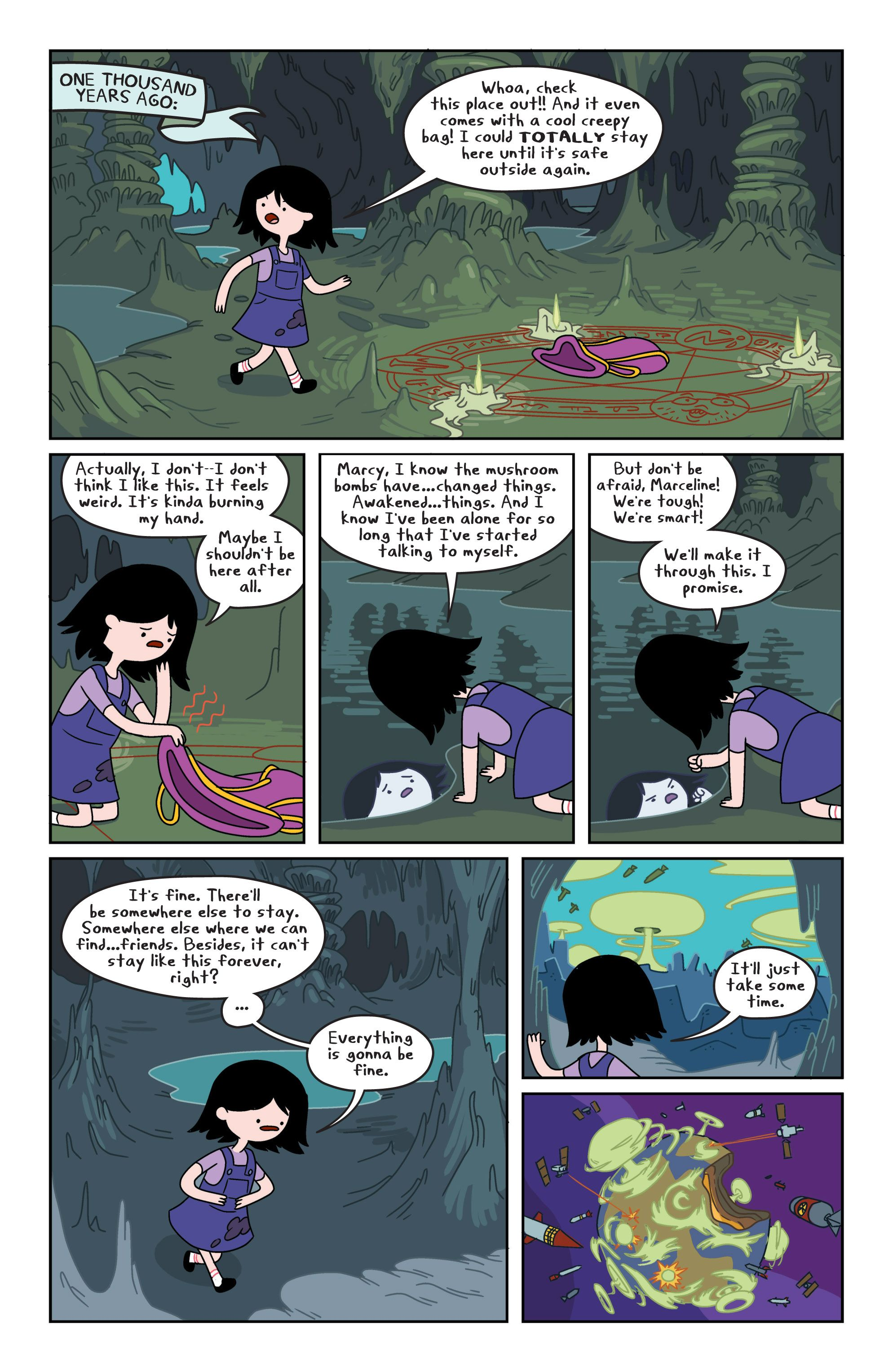 Read online Adventure Time comic -  Issue #4 - 18