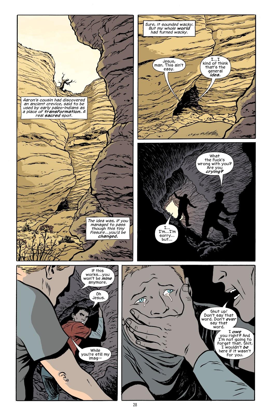 Read online Strange Adventures (2014) comic -  Issue # TPB (Part 1) - 26