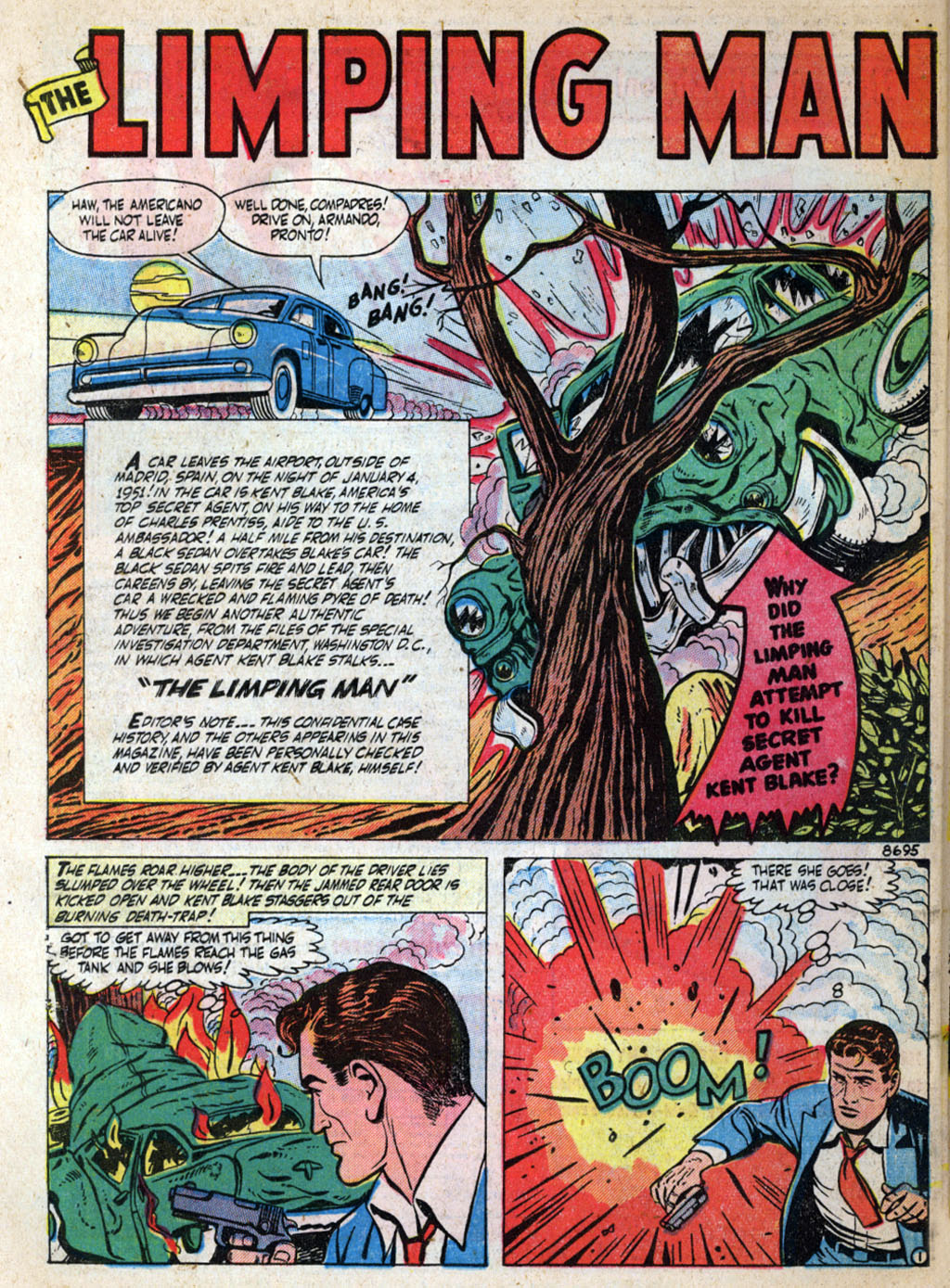 Kent Blake of the Secret Service issue 4 - Page 26