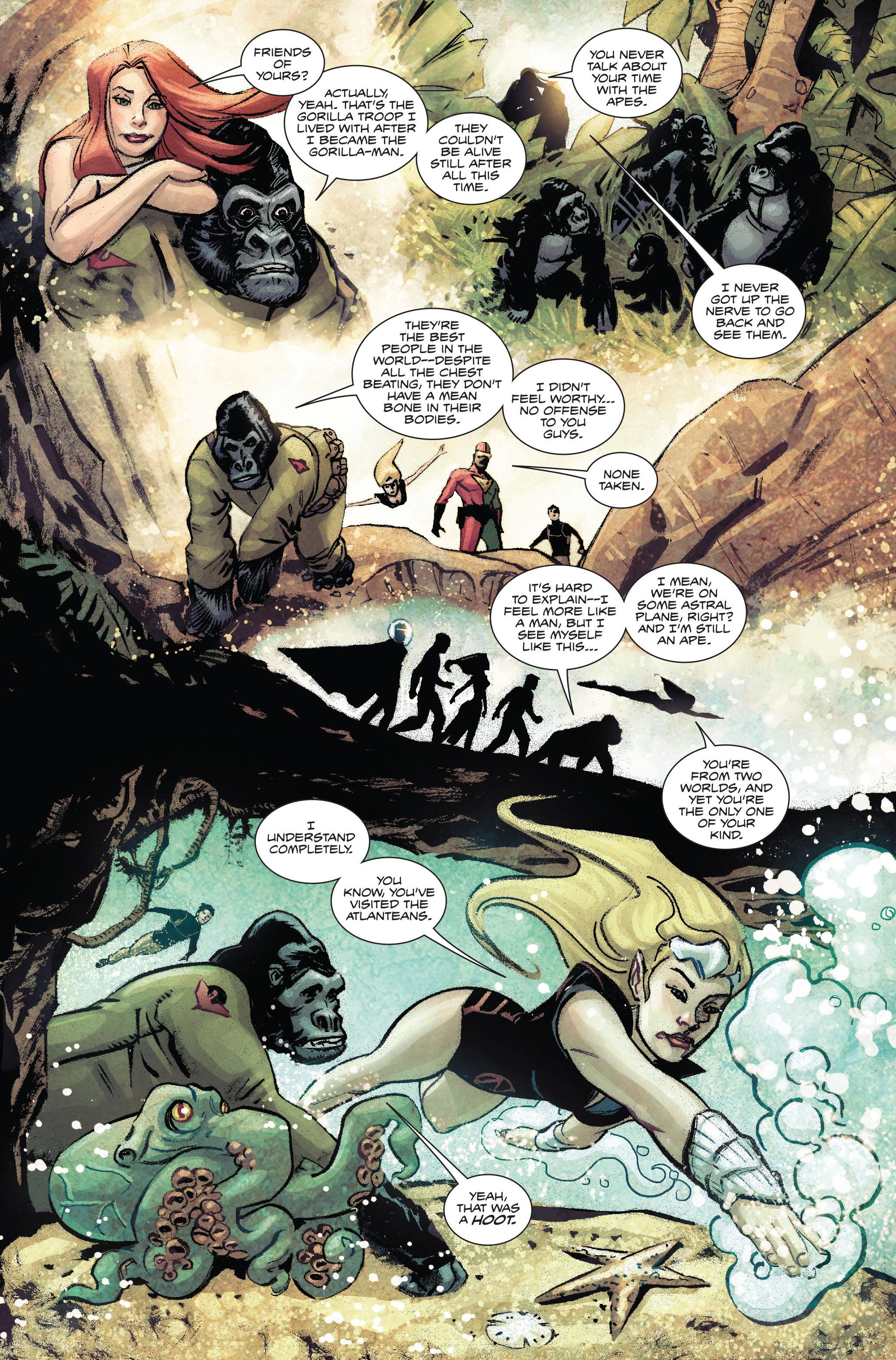 Read online Atlas comic -  Issue #5 - 9