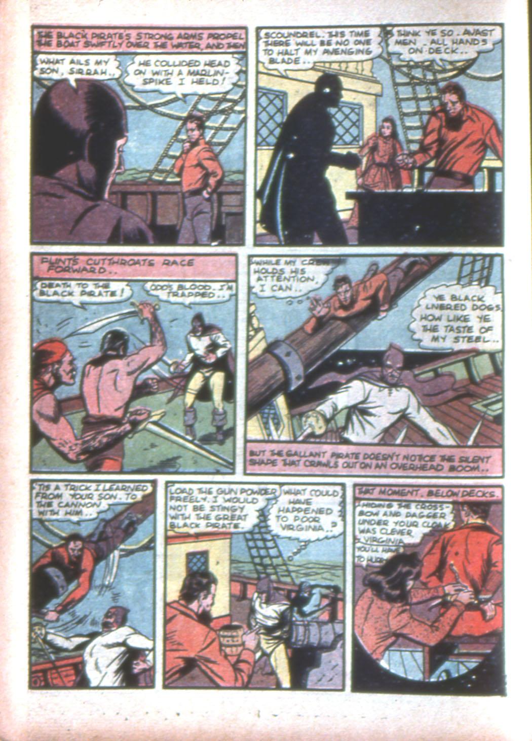 Read online Sensation (Mystery) Comics comic -  Issue #15 - 22
