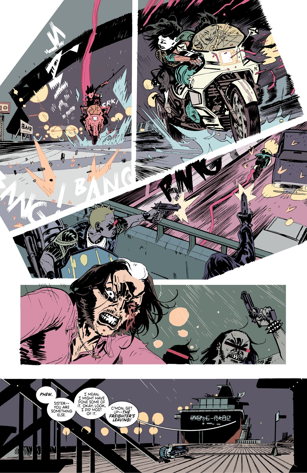 Read online Deadly Class comic -  Issue #37 - 20