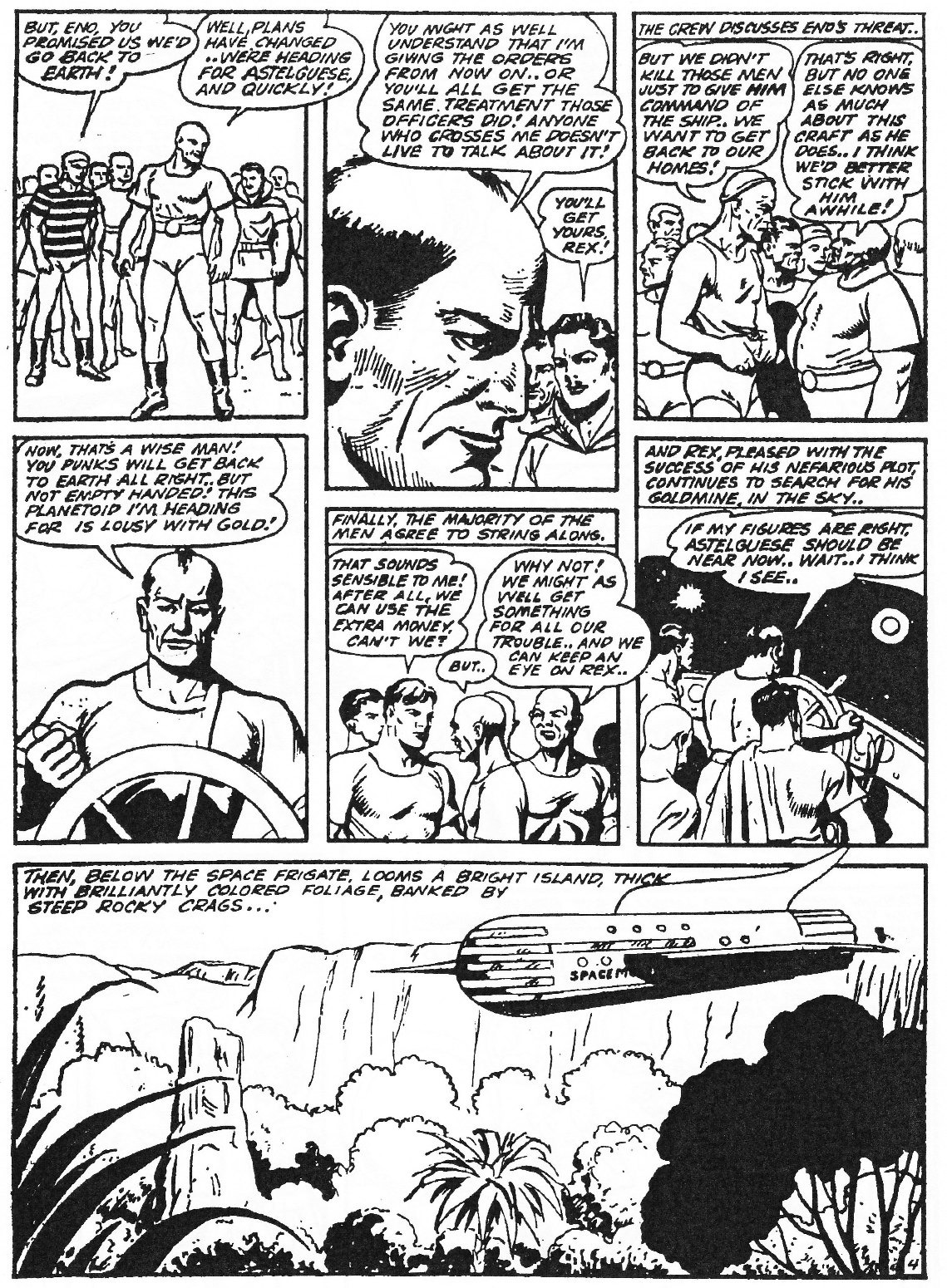 Read online Men of Mystery Comics comic -  Issue #81 - 172