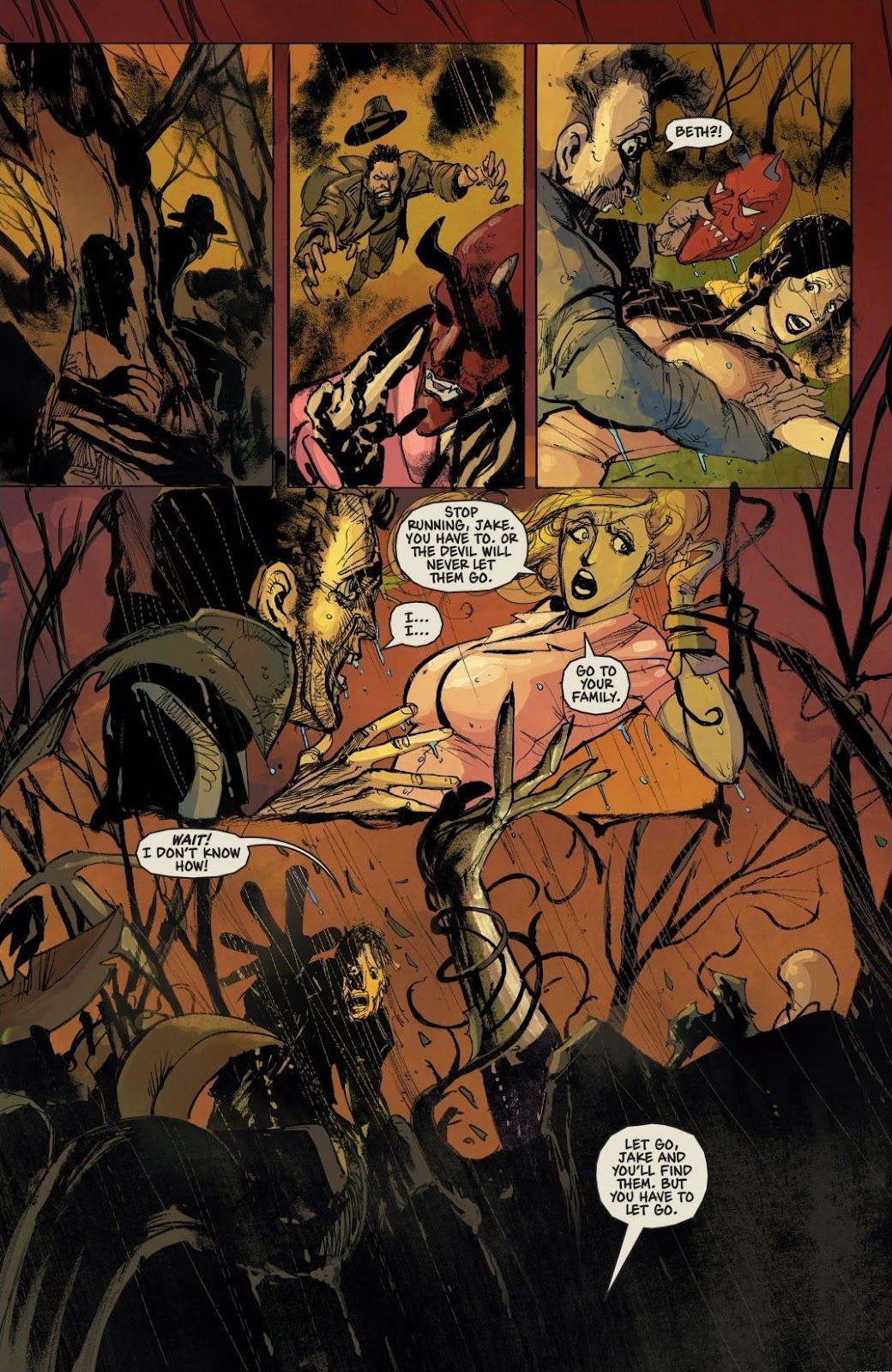 Read online Trick 'r Treat: Days of the Dead comic -  Issue # TPB - 88