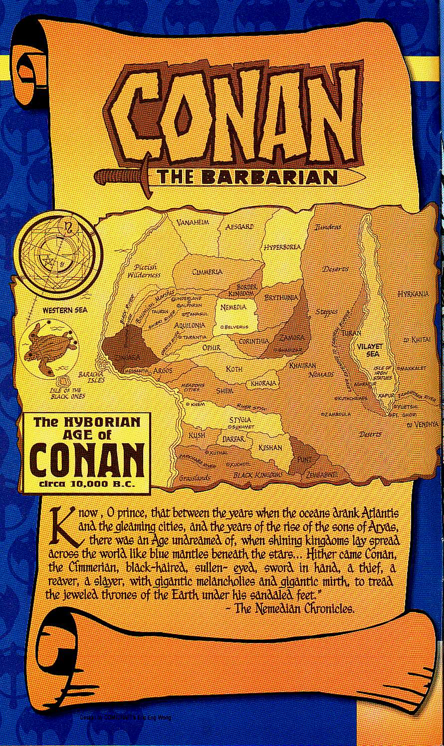 Read online Conan: Return of Styrm comic -  Issue #1 - 3